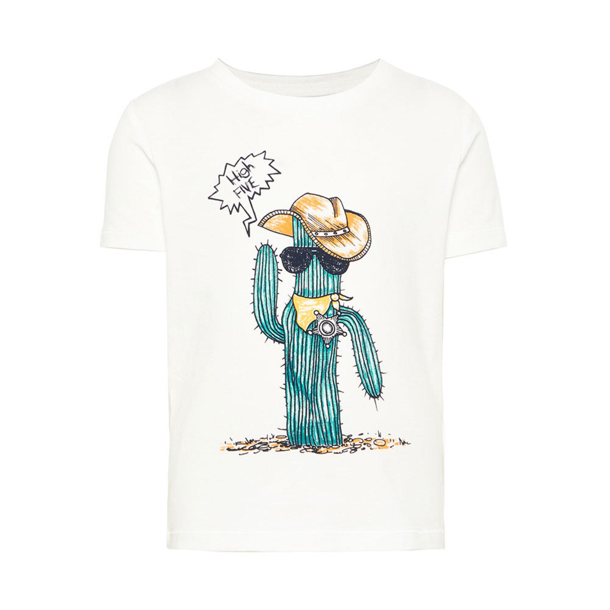 T-shirt, Huggin