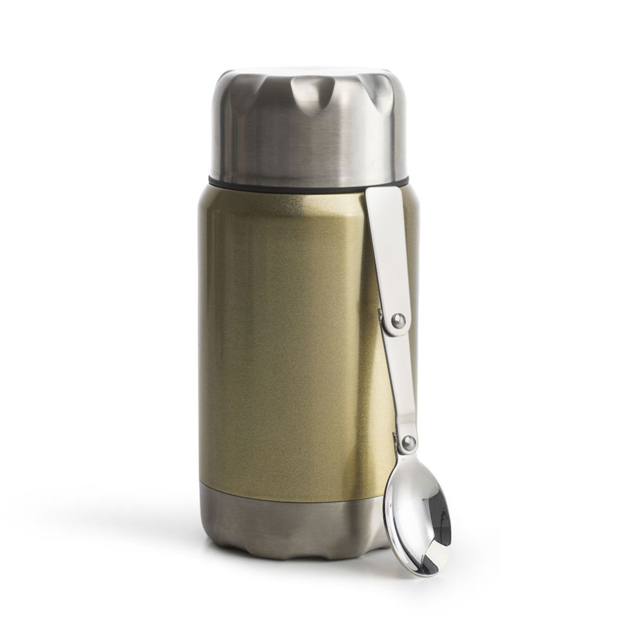 Mattermos guld 600 ml 600 ml H 200 mm Ø 90 mm