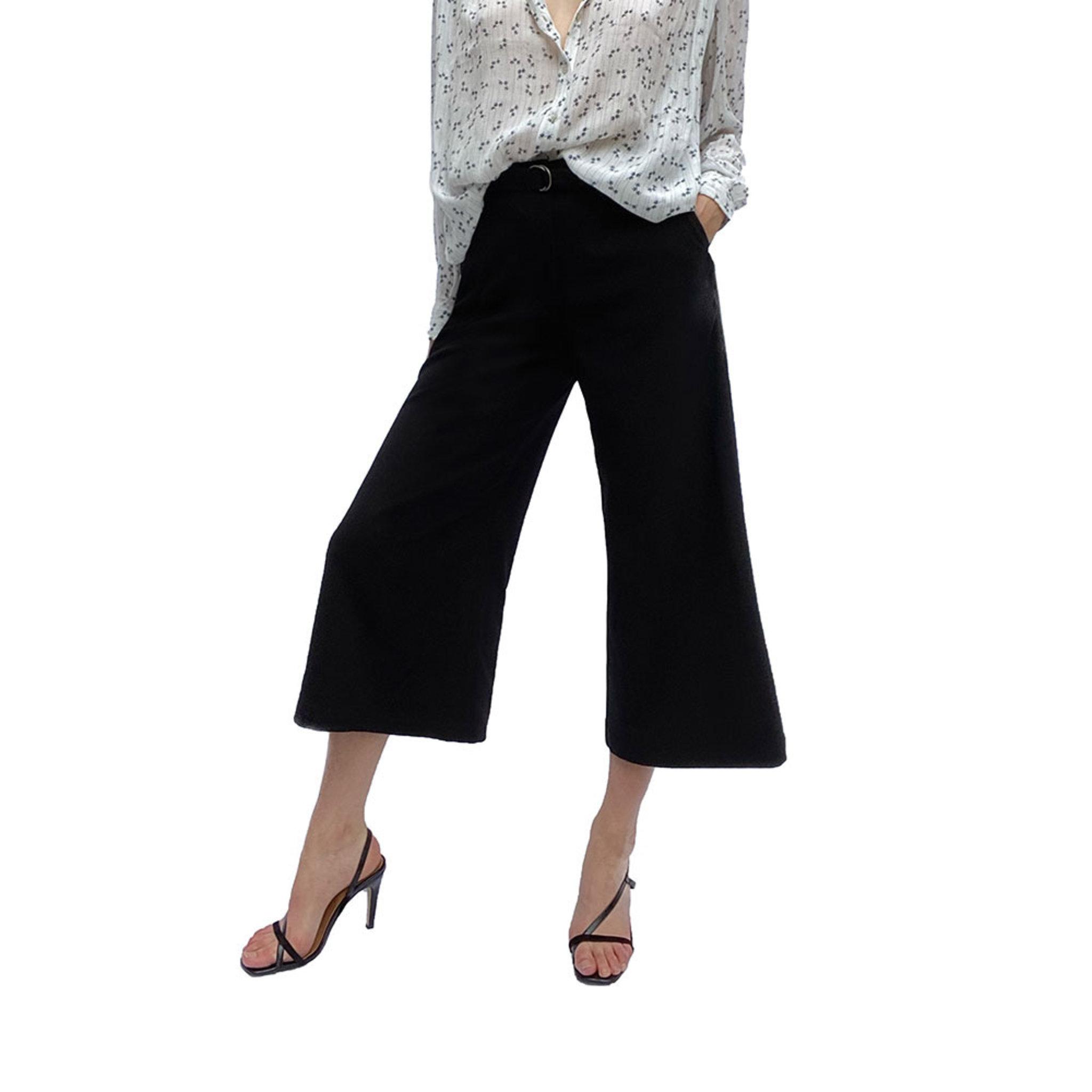 Audeta Cropped Trousers