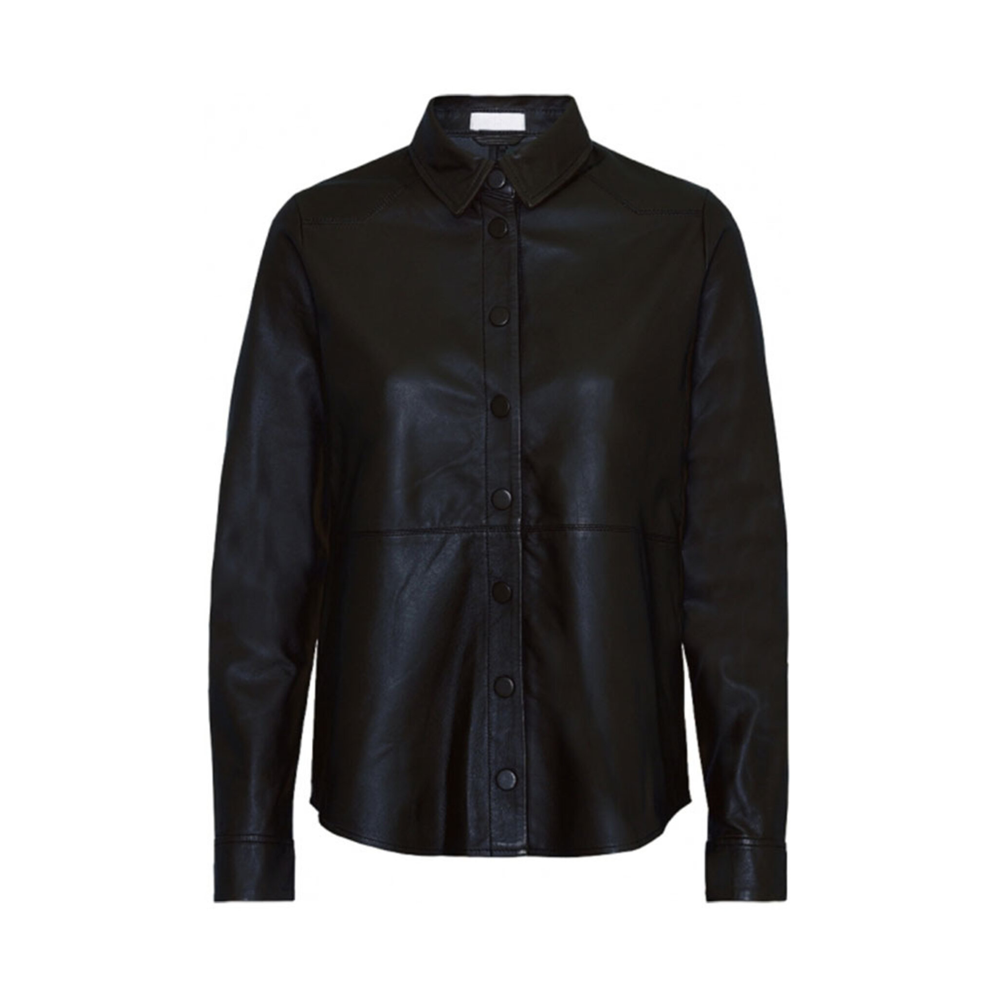 2ND Thurlow Leather Shirt