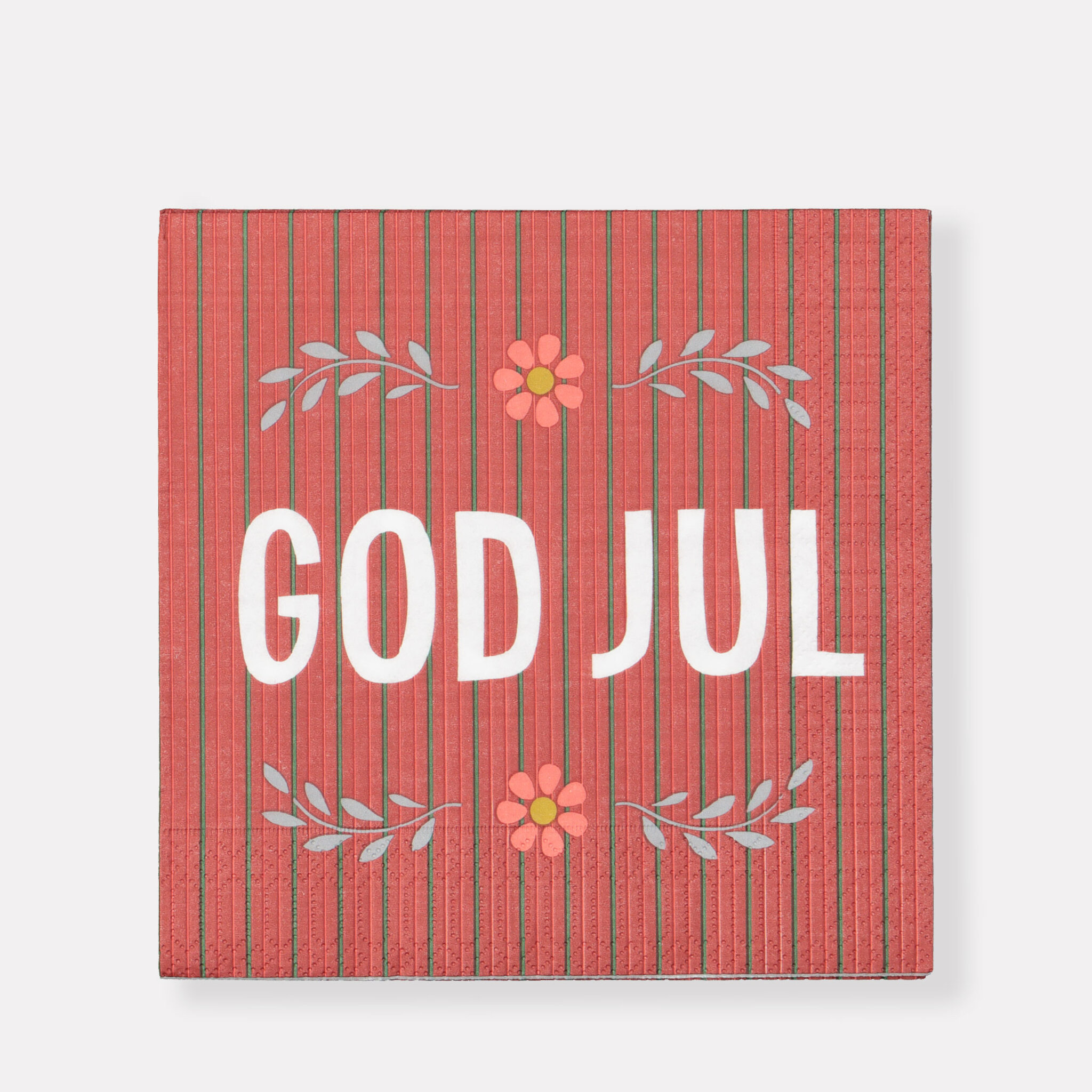 Servett GOD JUL