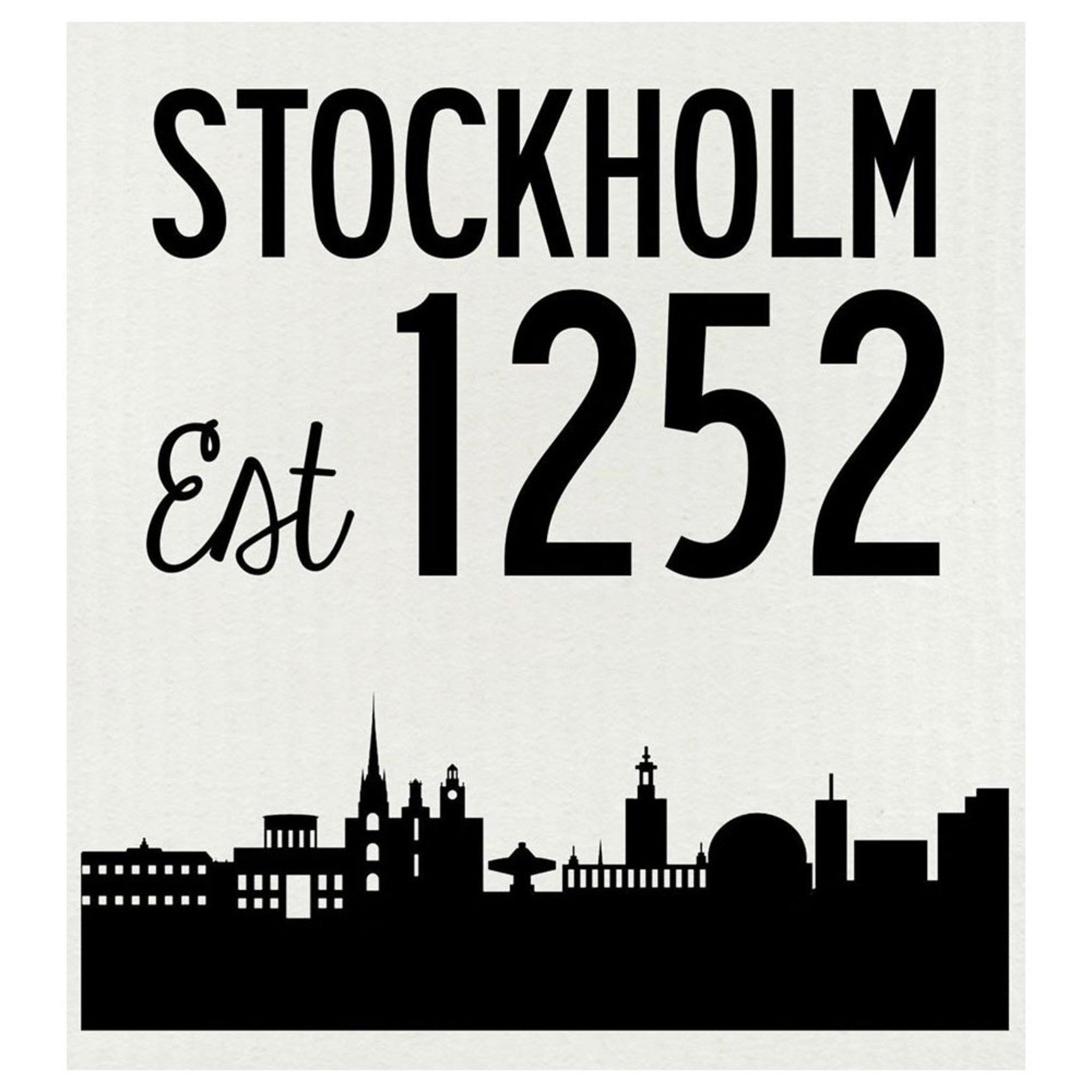 Disktrasa – Stockholm 1252 – 1-pack
