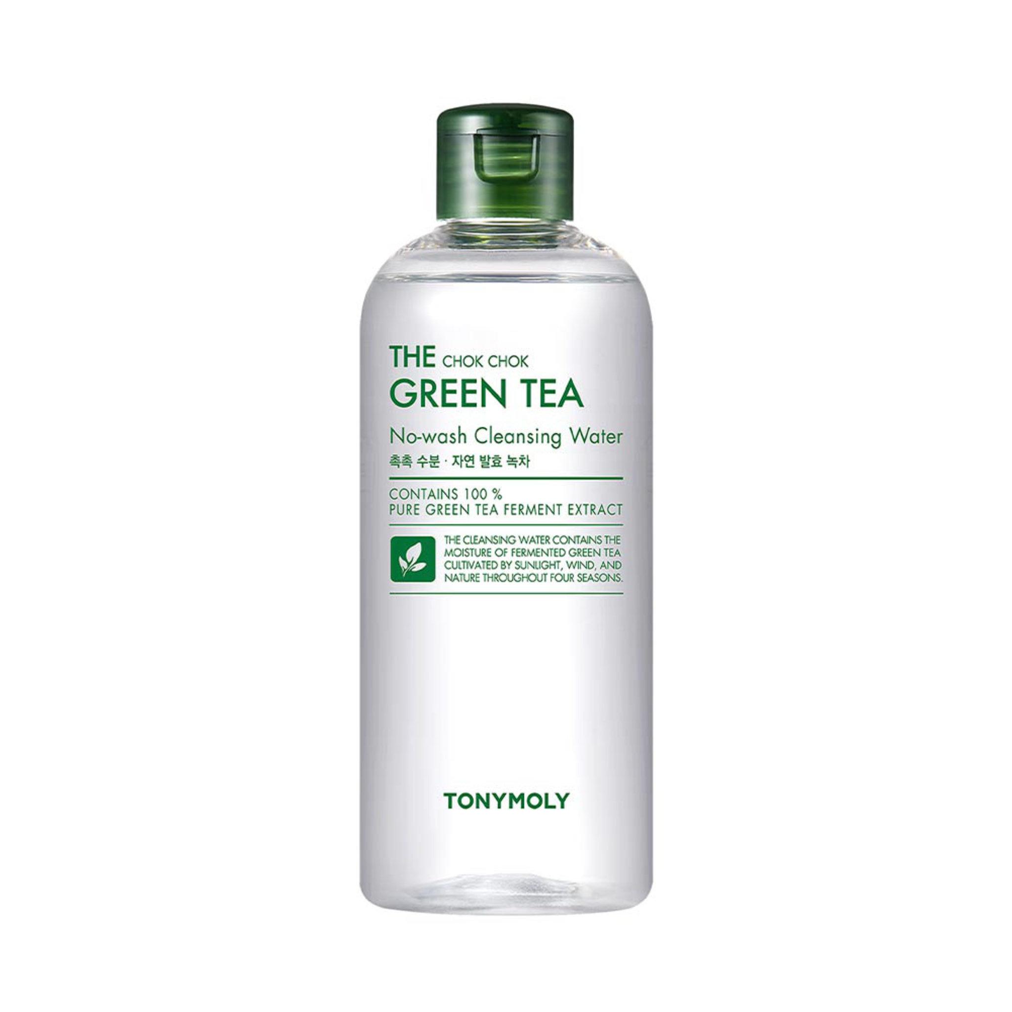 The Chock Chok Green Tea Cleansing Water, 300 ml
