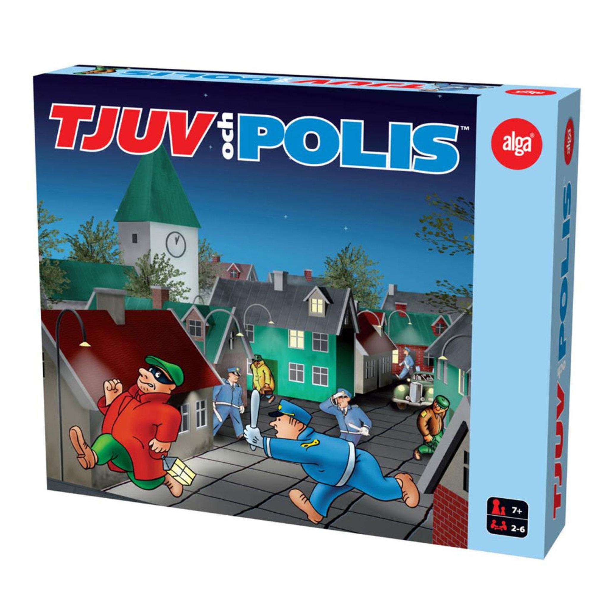 Tjuv & Polis