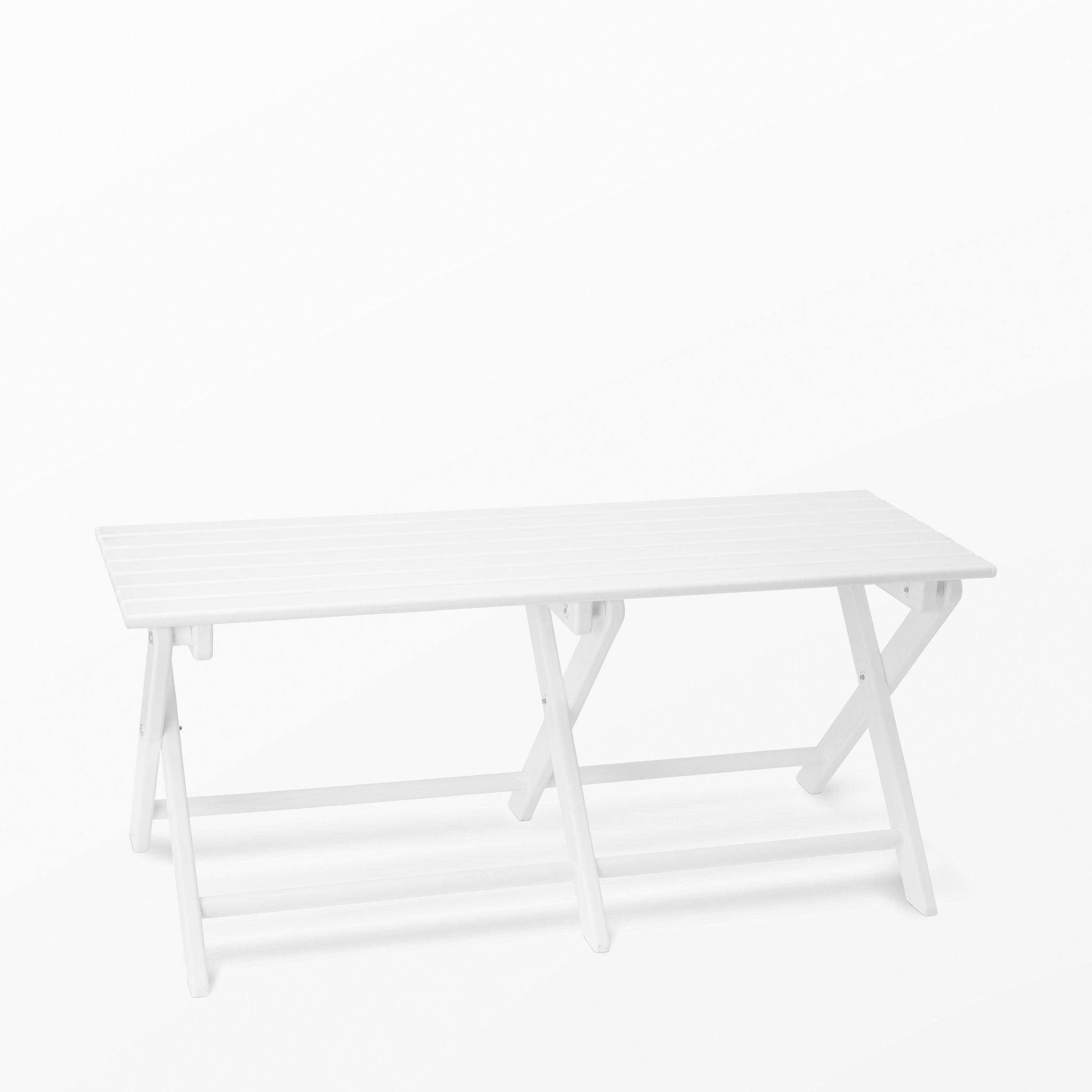 Träbänk Wilma 100x44x35 cm