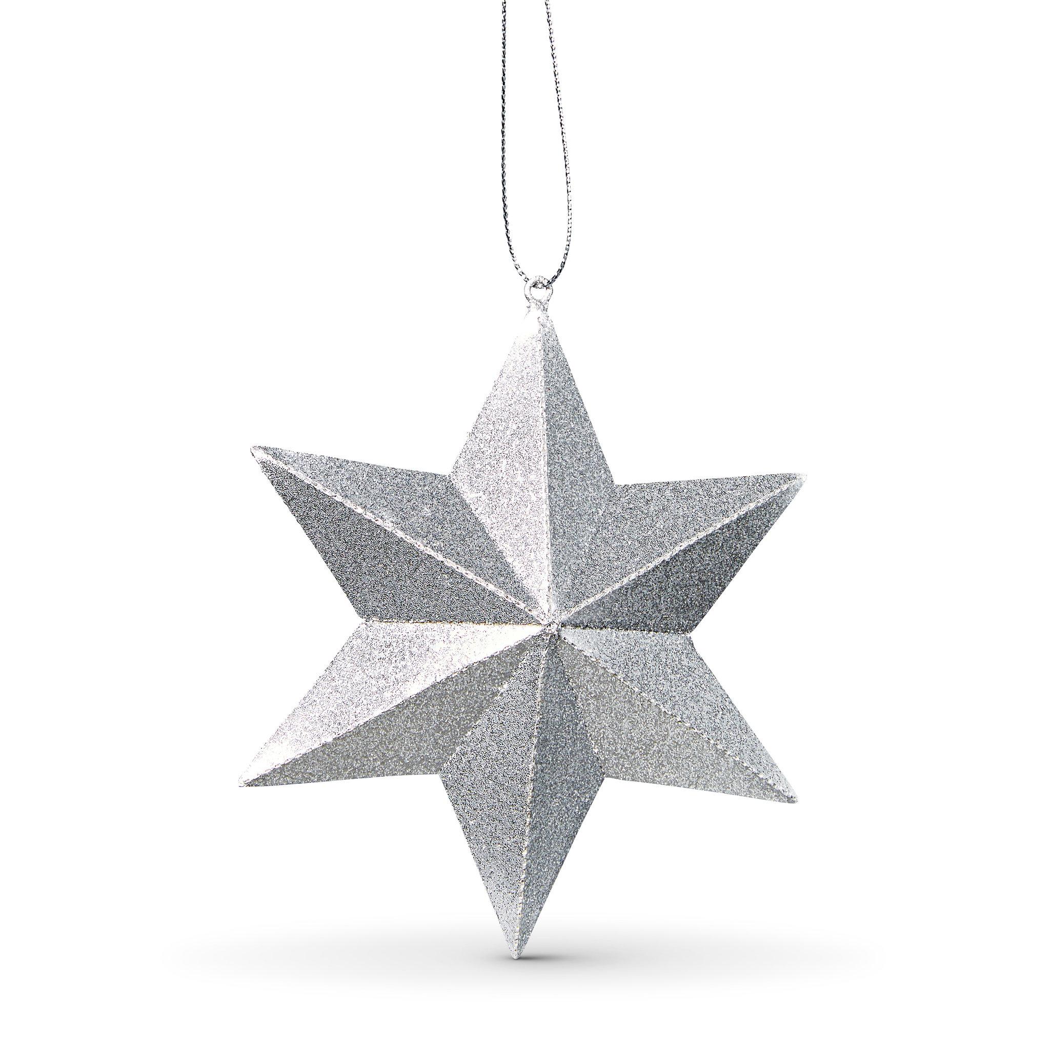 Julgransdekoration Stjärna, 11 cm