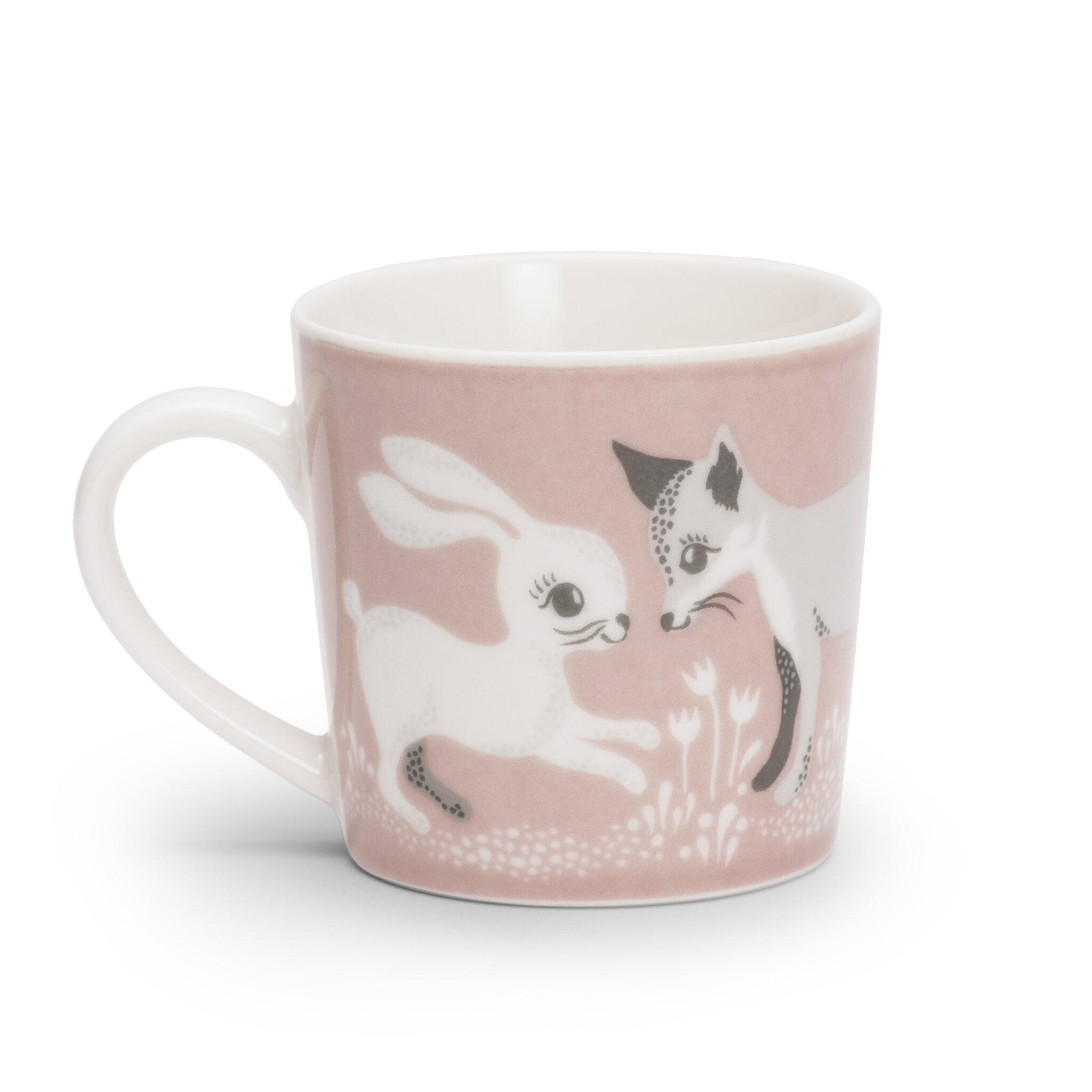 Porslinsmugg Liten Fairytale Fox