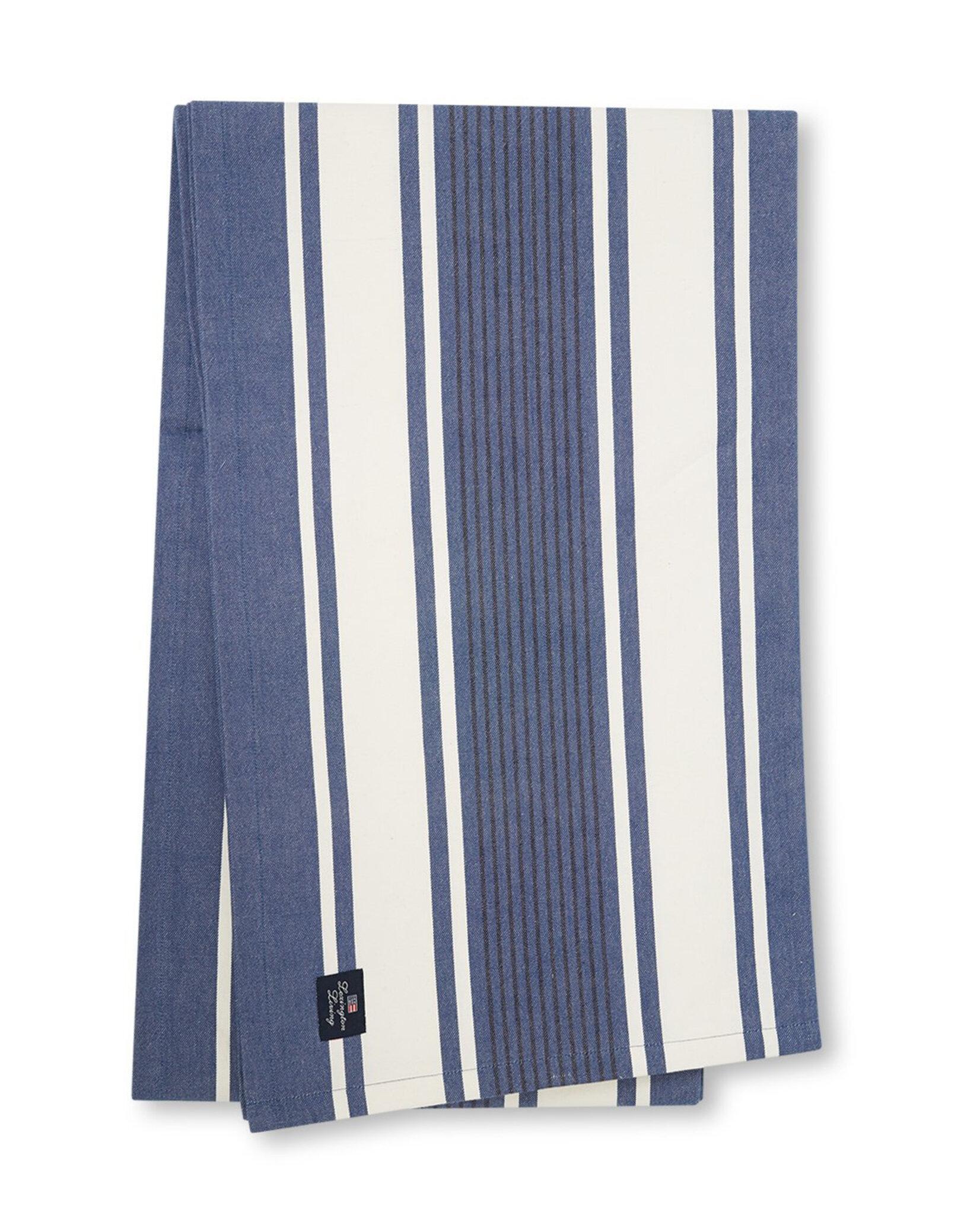 Bordsduk – Striped Cotton Twill 250 cm