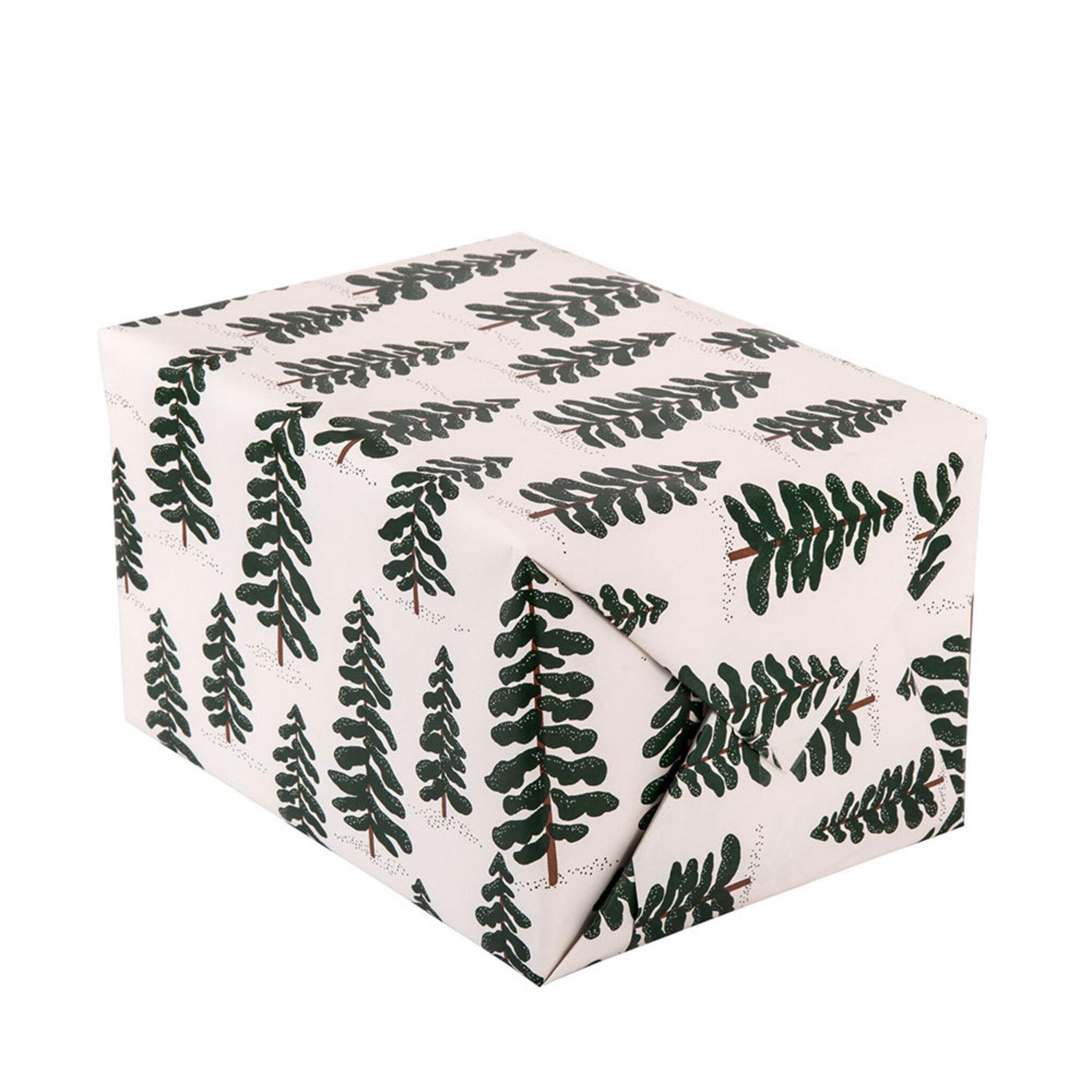 Presentpapper Snowforest 4 m