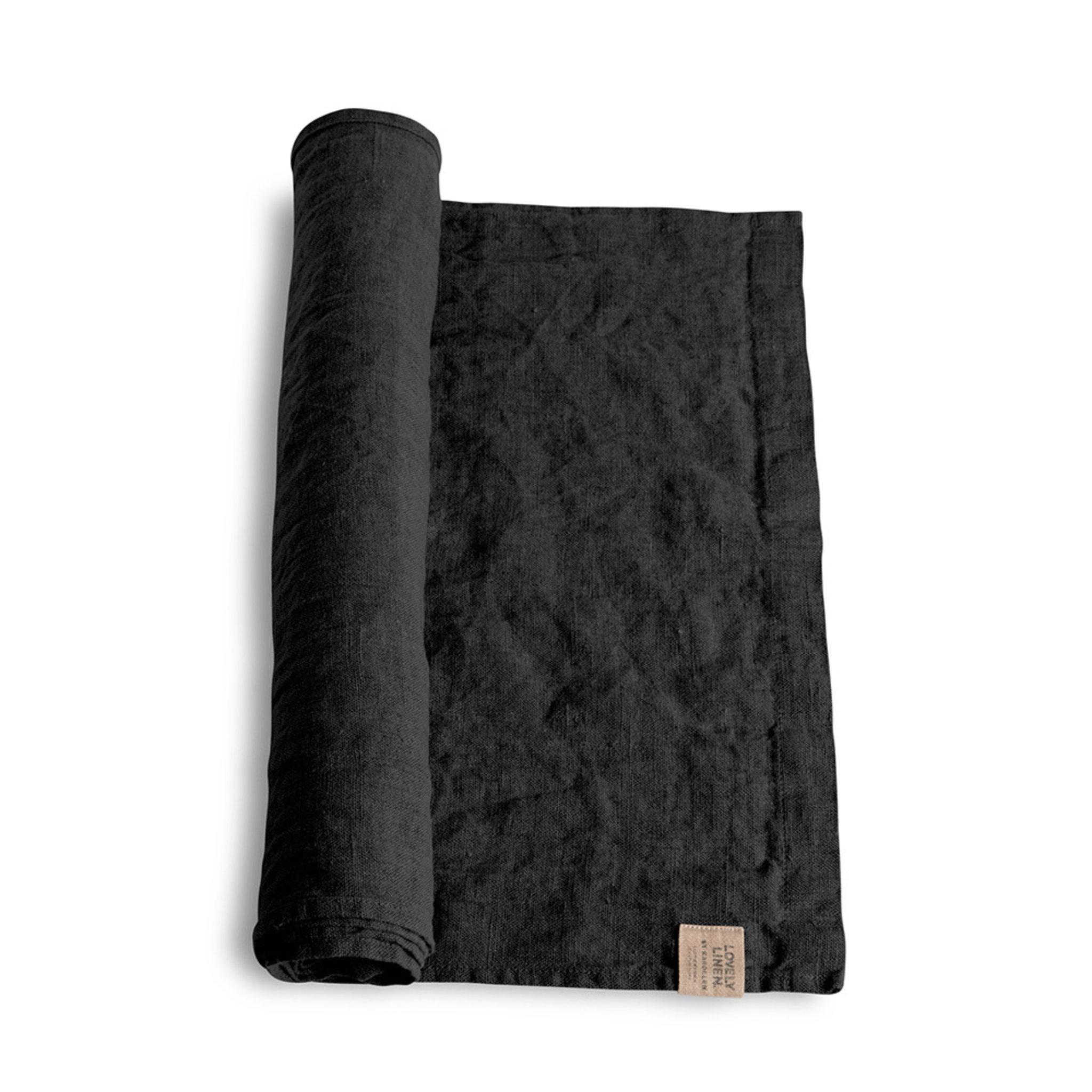 Löpare 45 x 150 cm Dark grey