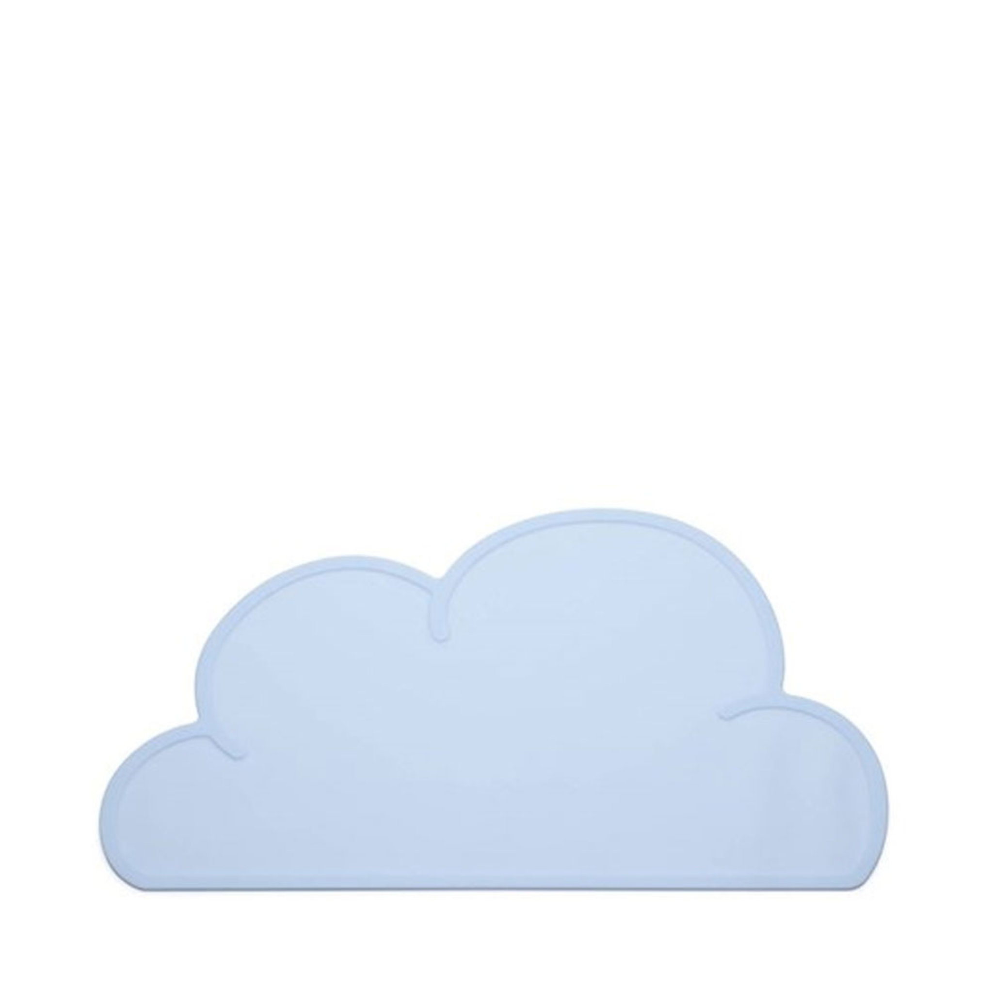 Underlägg i moln-utförande 48×30 cm