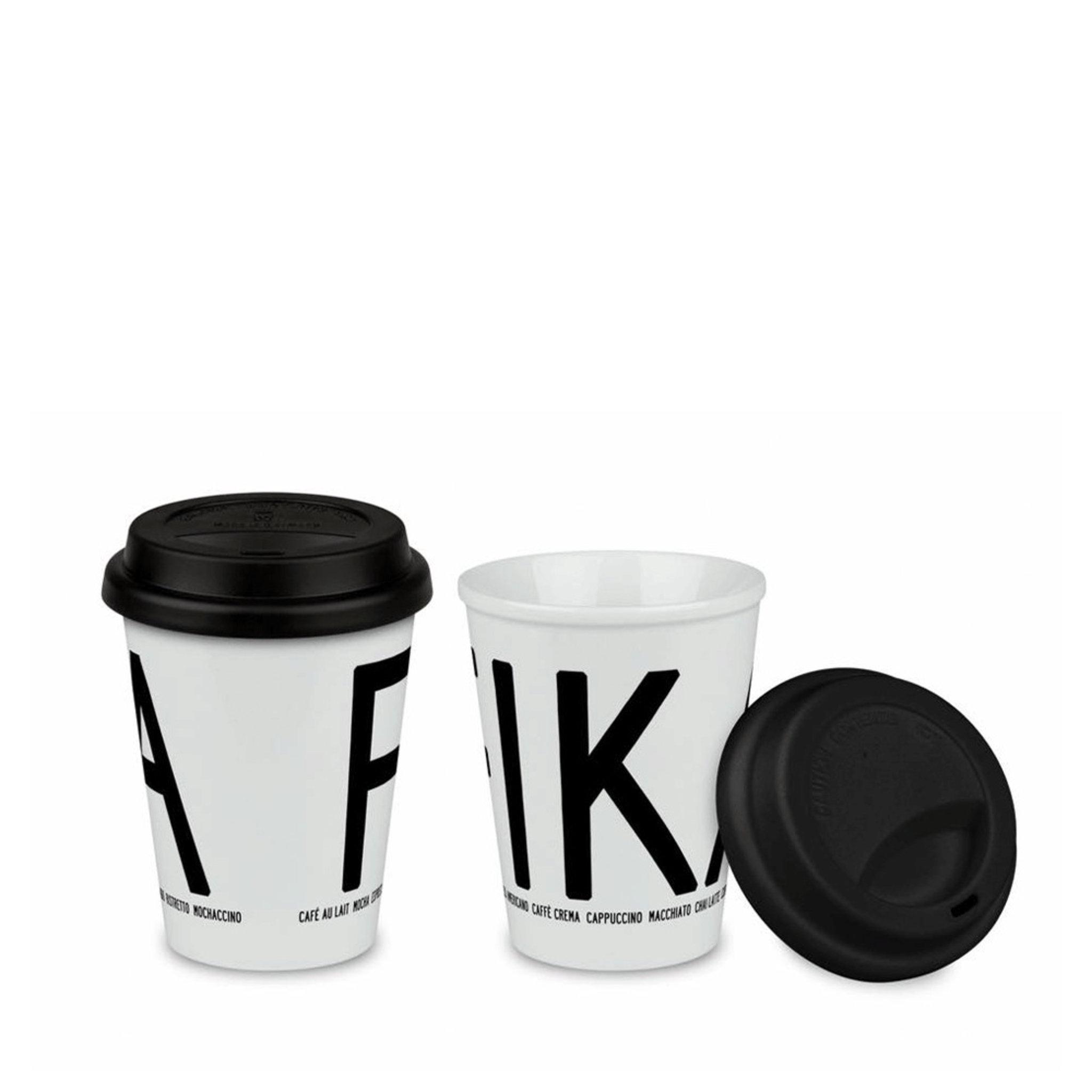 Mugg to-go FIKA 13×10 cm