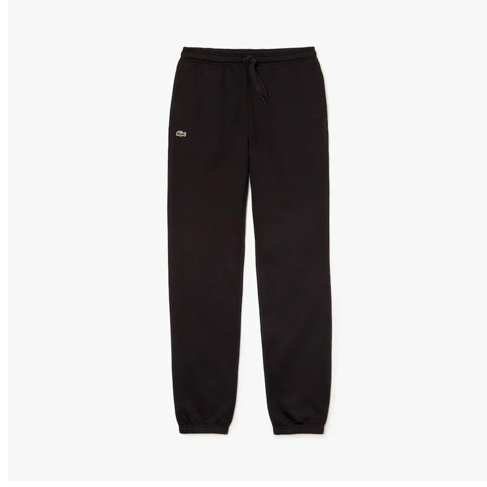Tennis trackpants in fleece