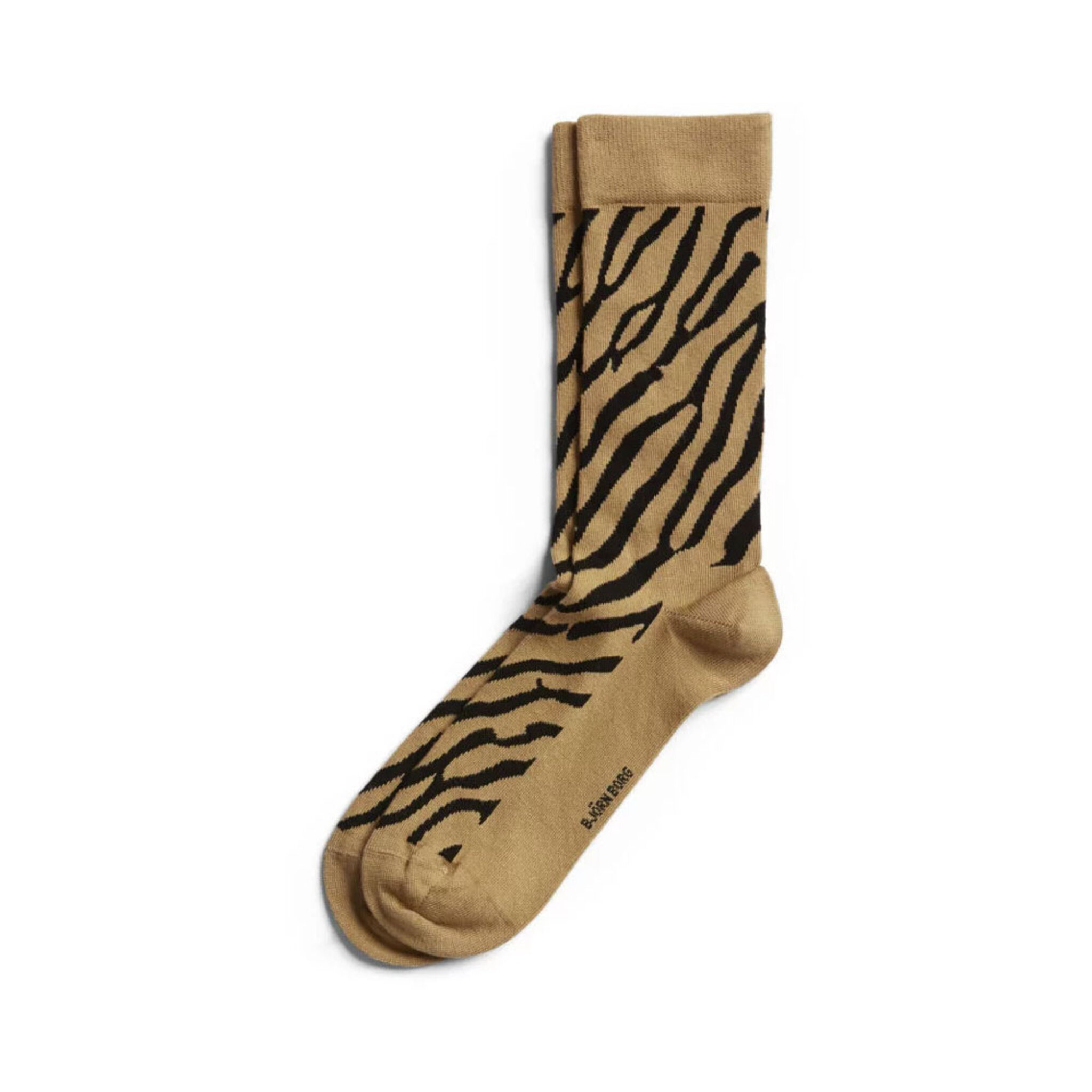 Sock Ankle BB Zebra