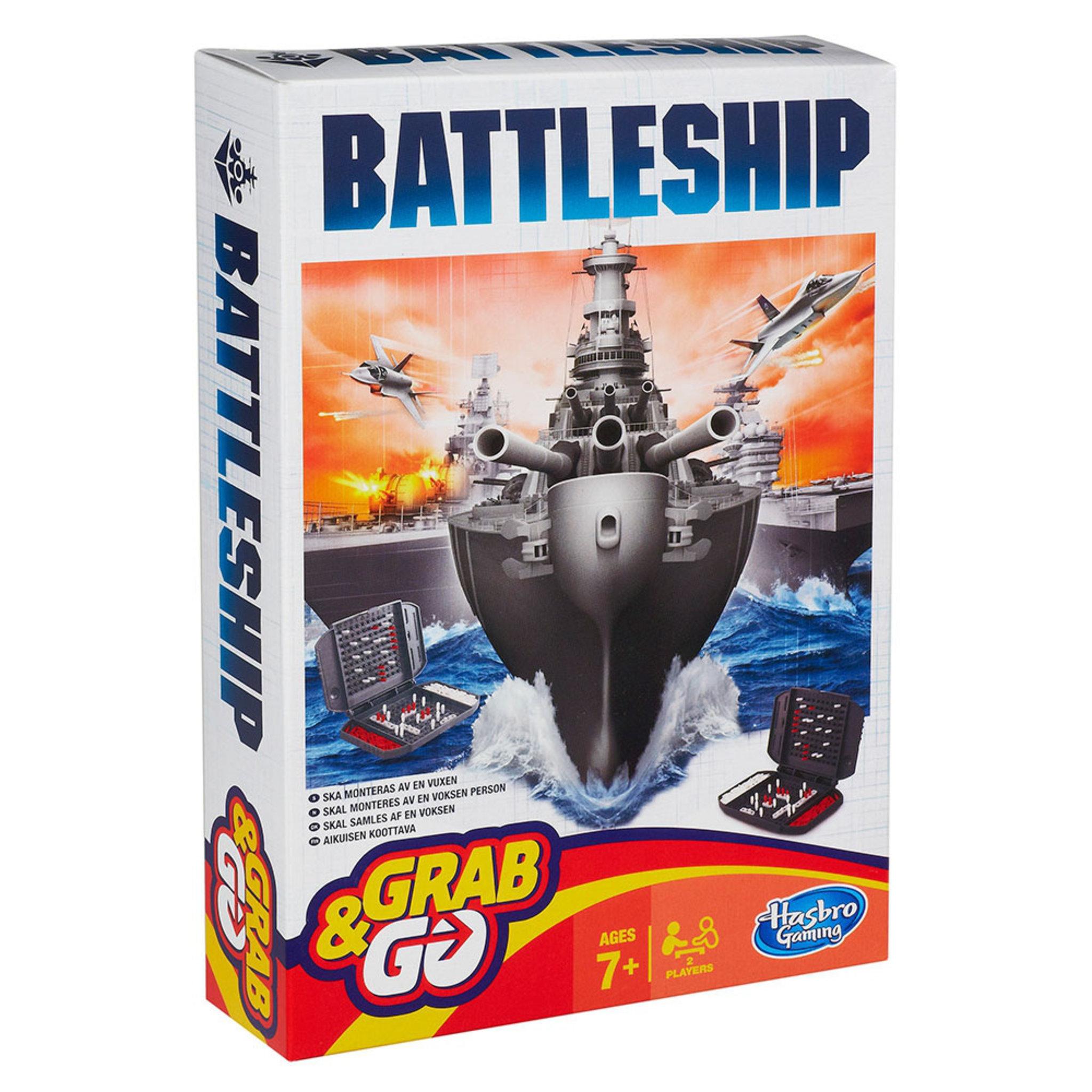 Resespel - Battleship, Sänka skepp
