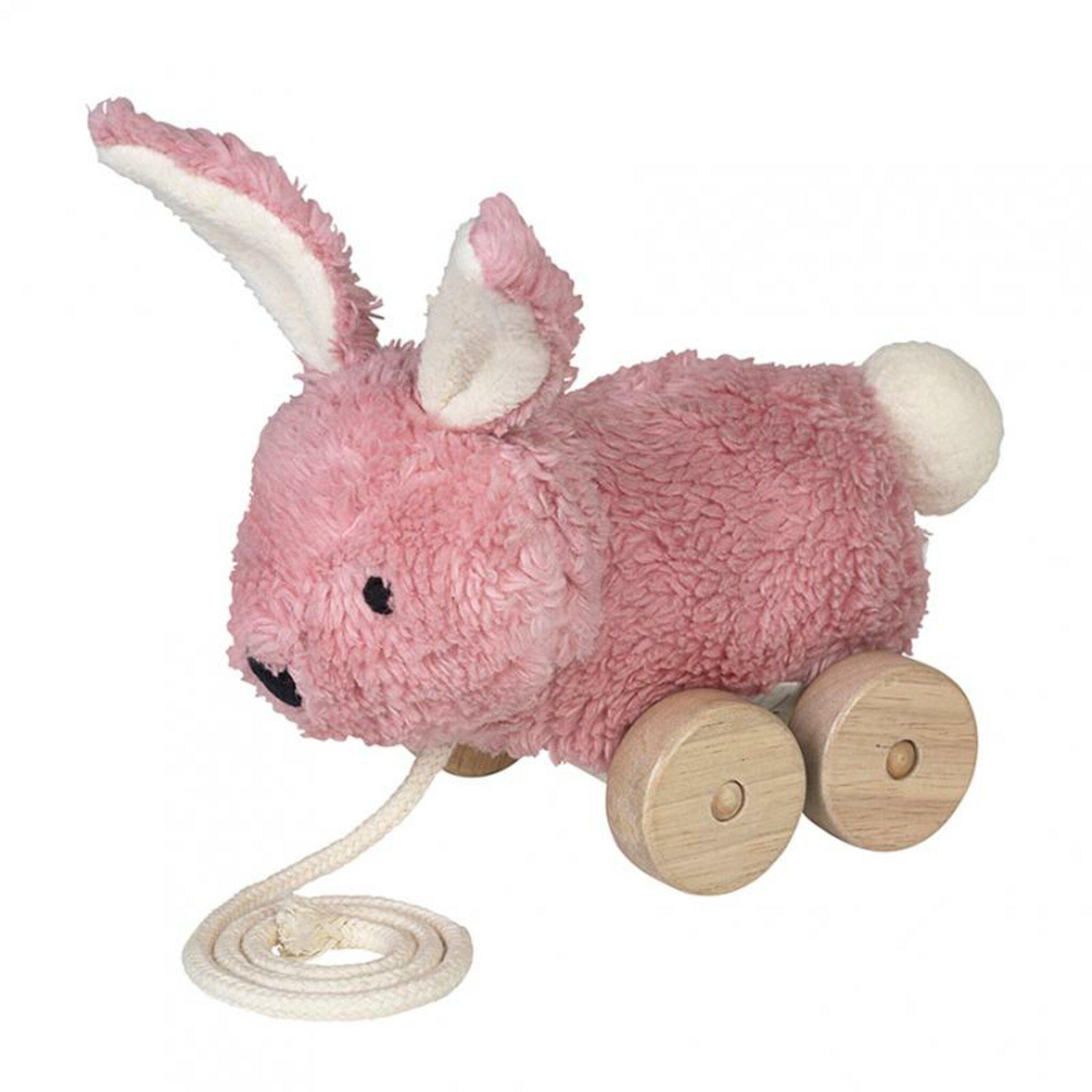 Mingus Rabbit Pull Toy