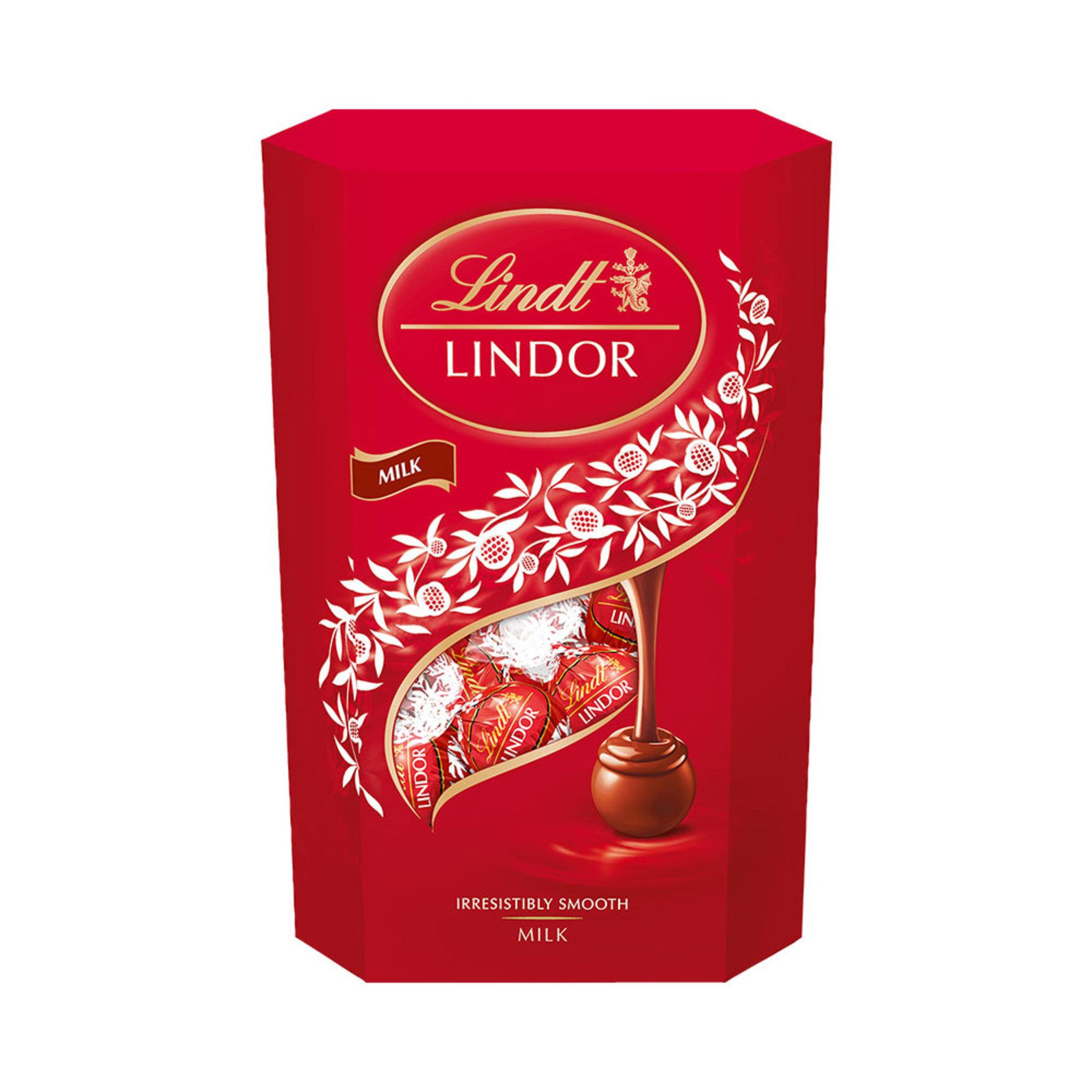Lindor Milk Cornet 500g