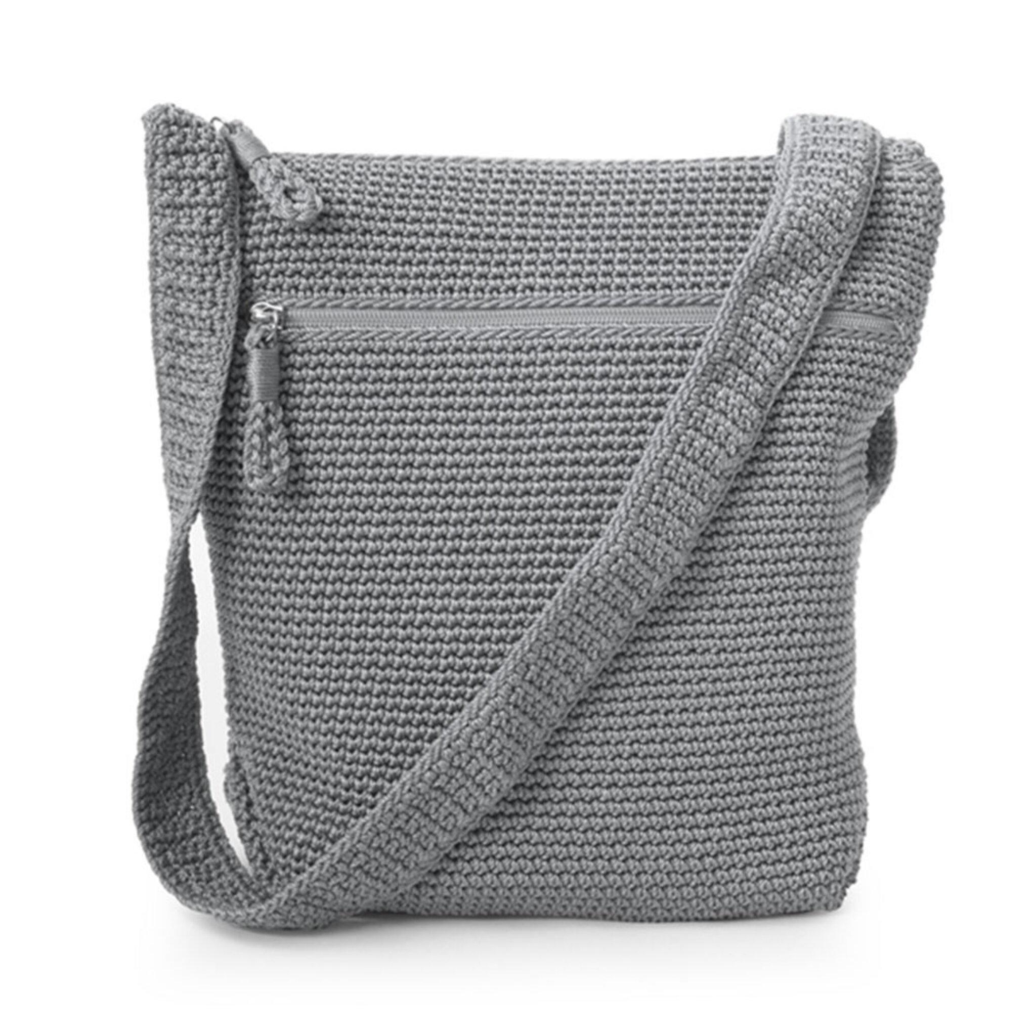 Cross Body Bag Dove Crochet , ONE SIZE