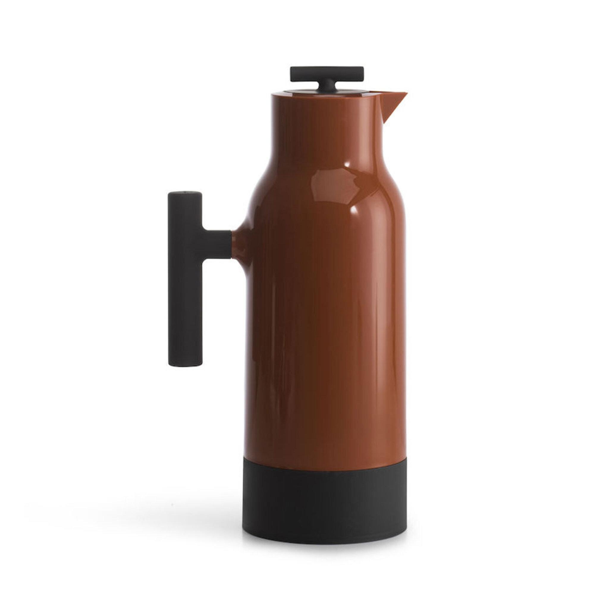 Accent kanna terrakotta stålinsats H 310 mm Ø 110 mm 1 L