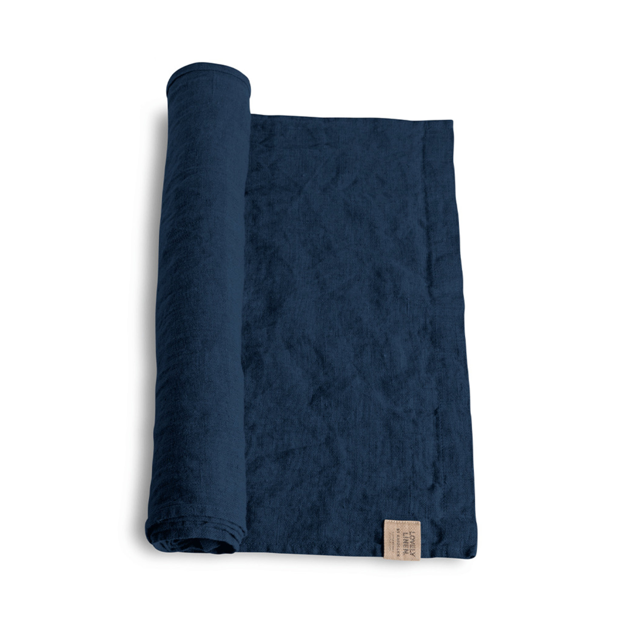 Löpare 45 x 150 cm Midnight blue
