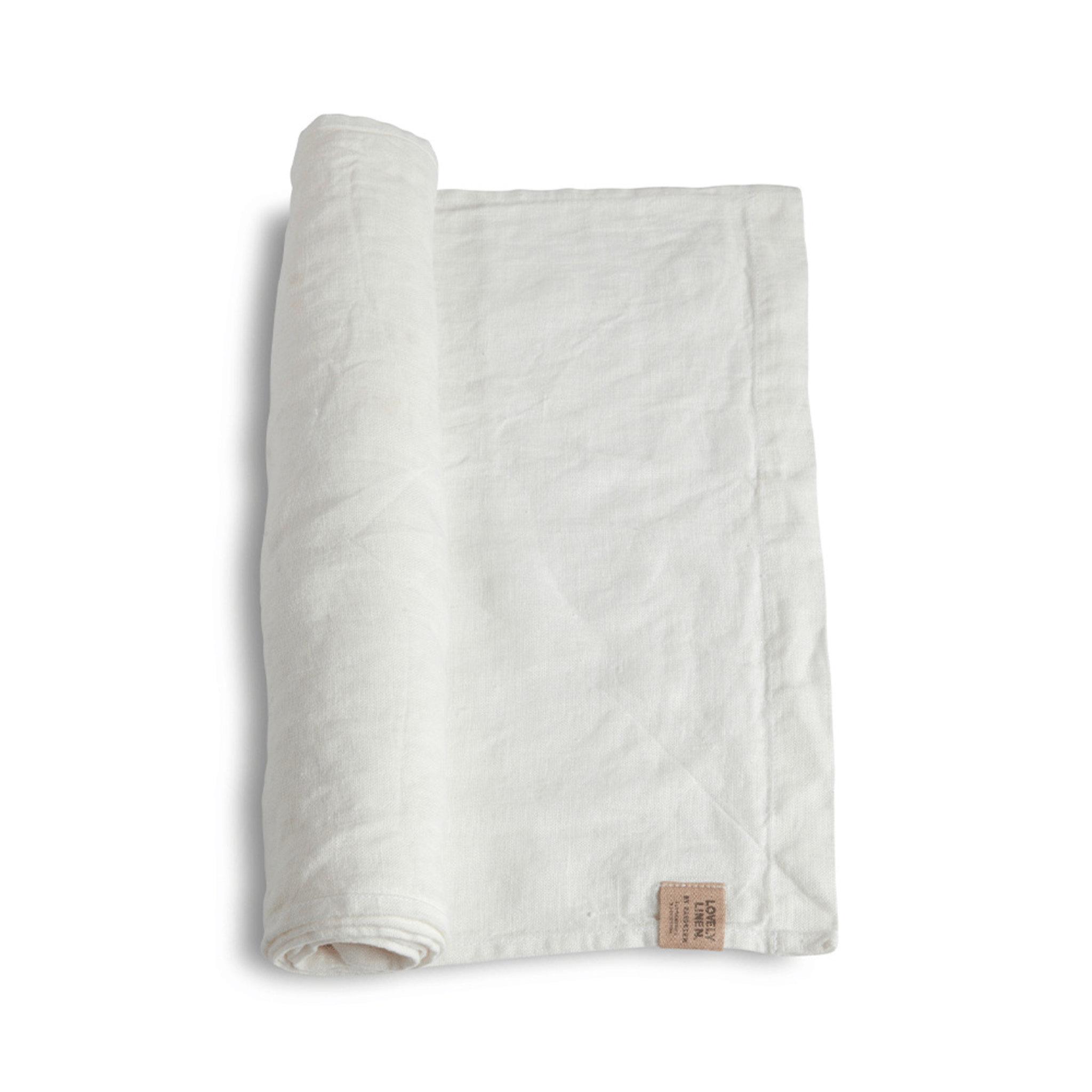 Löpare 45 x 150 cm Off-white