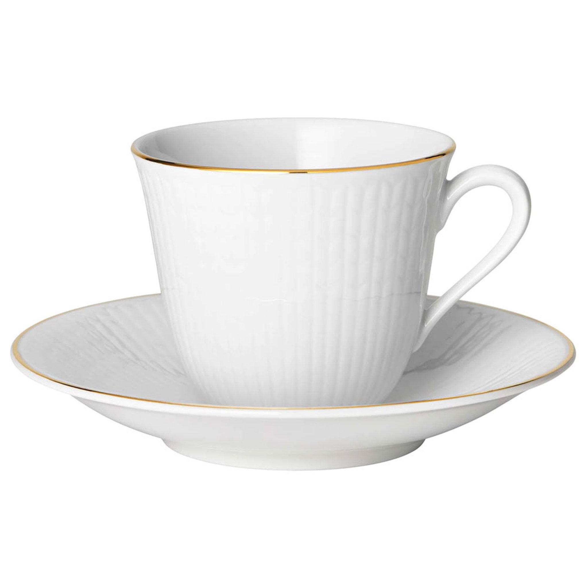 Kaffekopp m. fat – Swedish Grace Gala 16 cl