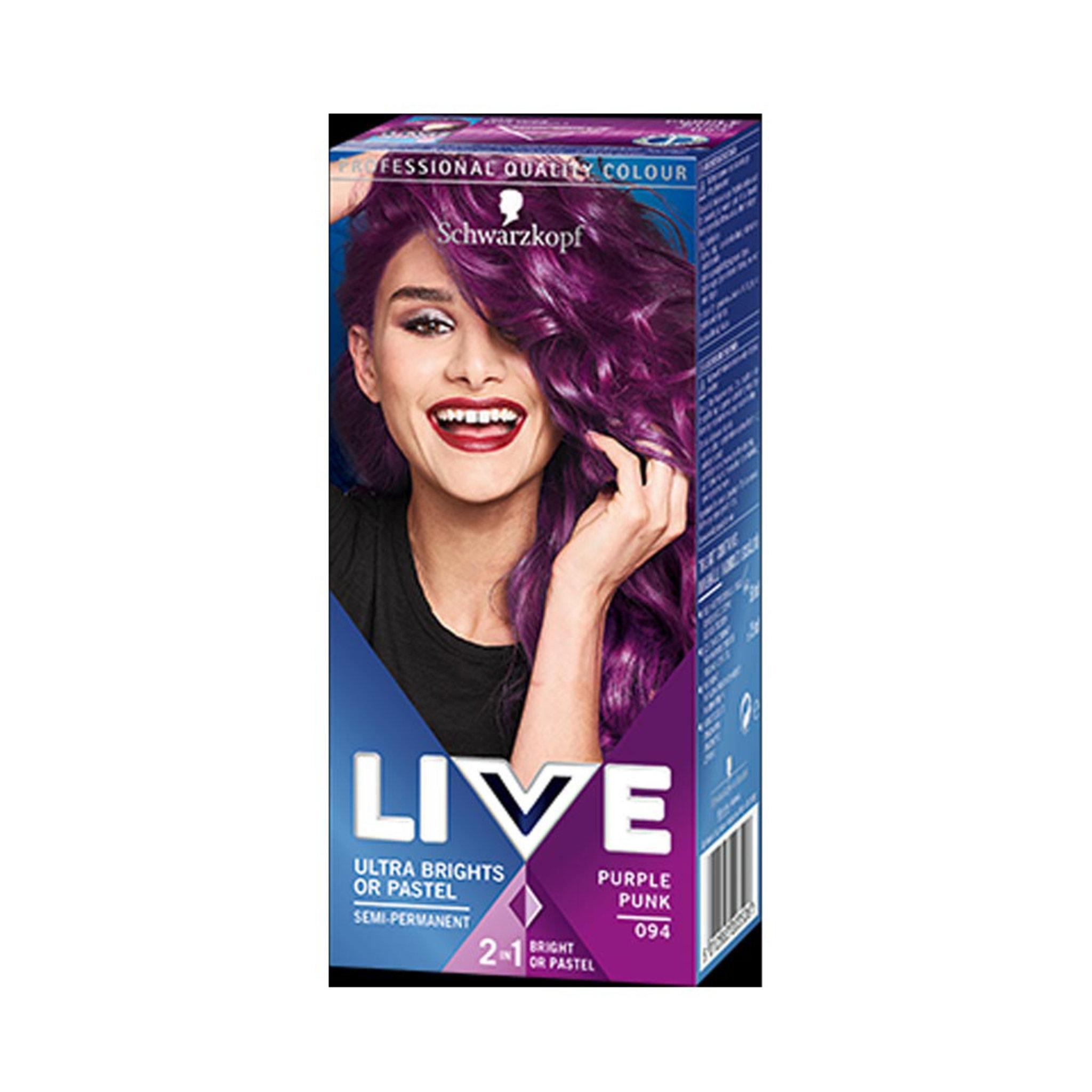 LIVE Ultra Brights - 094 Purple Punk