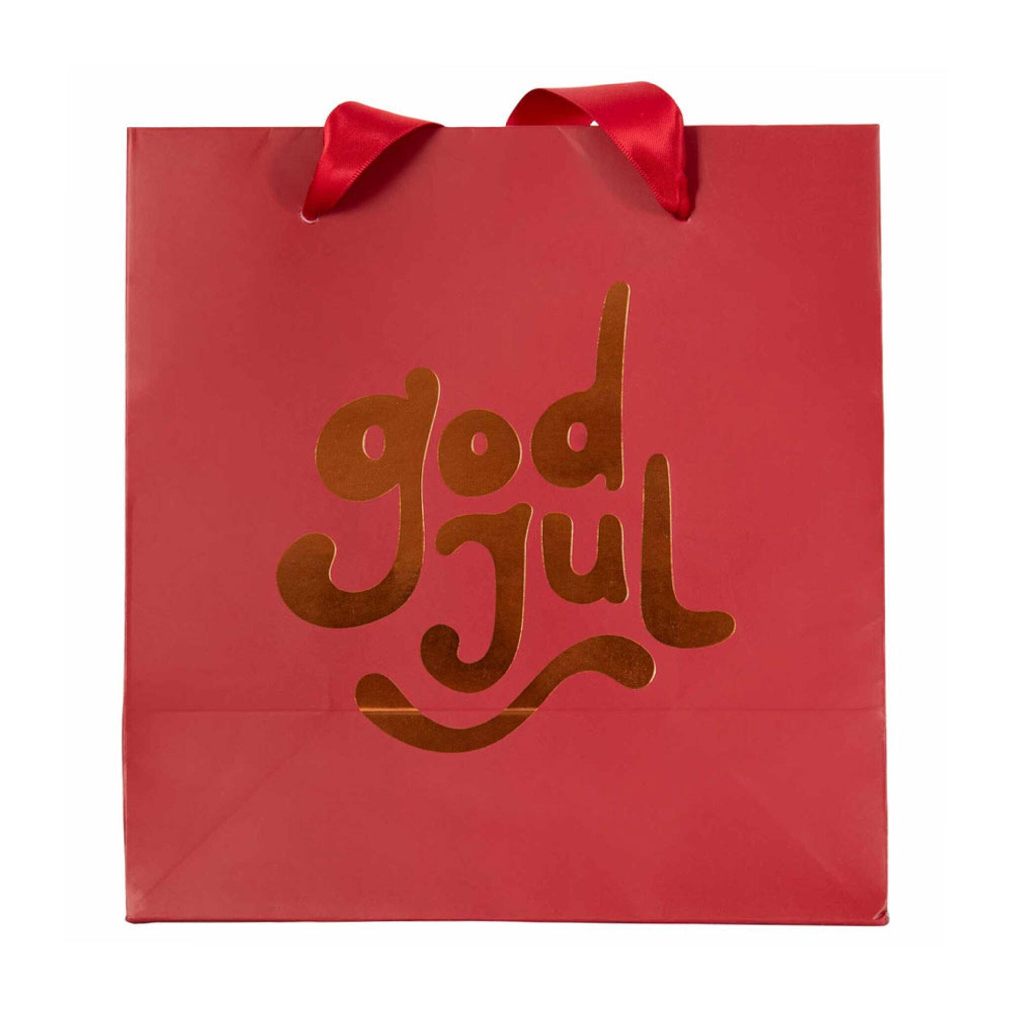 Presentpåse GOD JUL