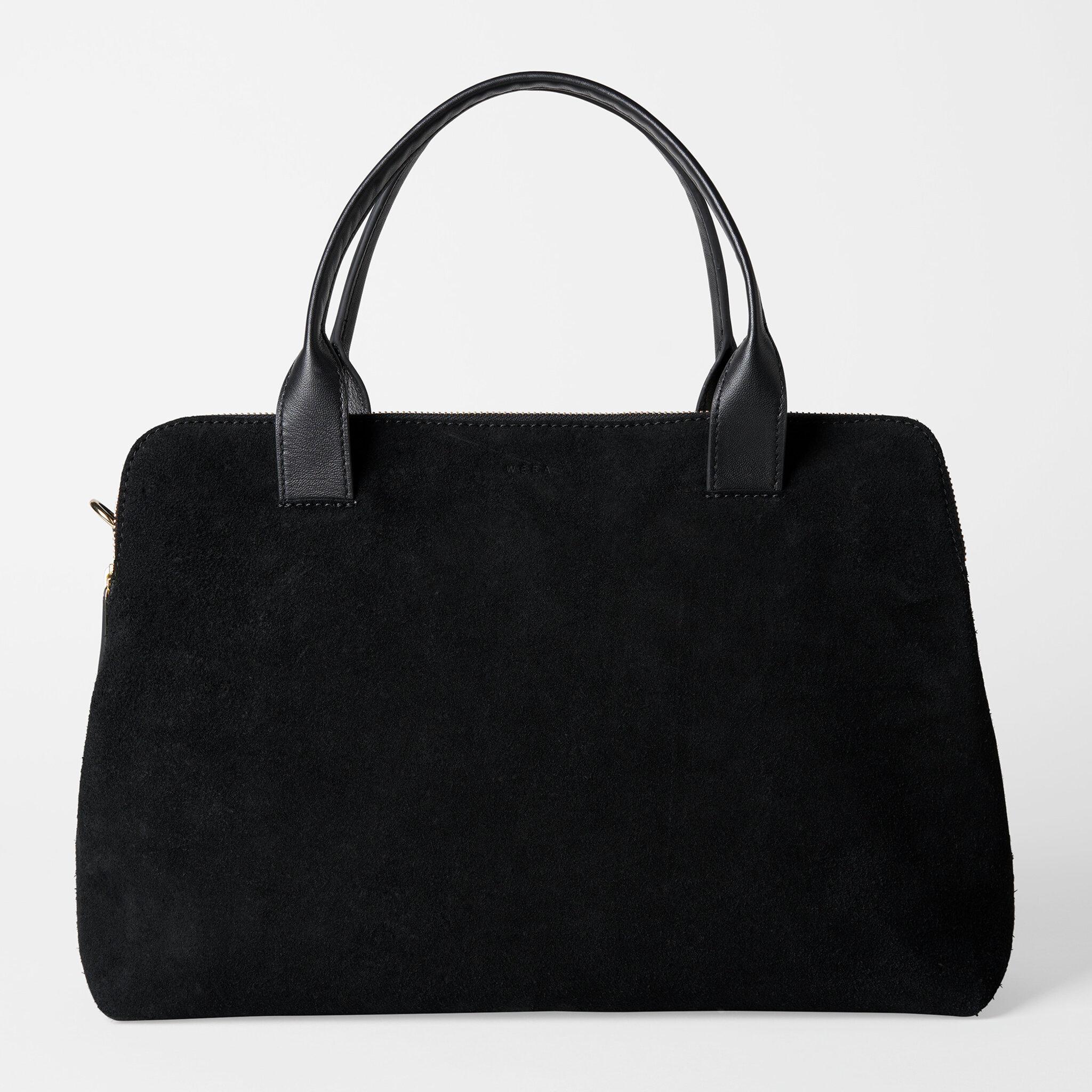 Väska i skinn