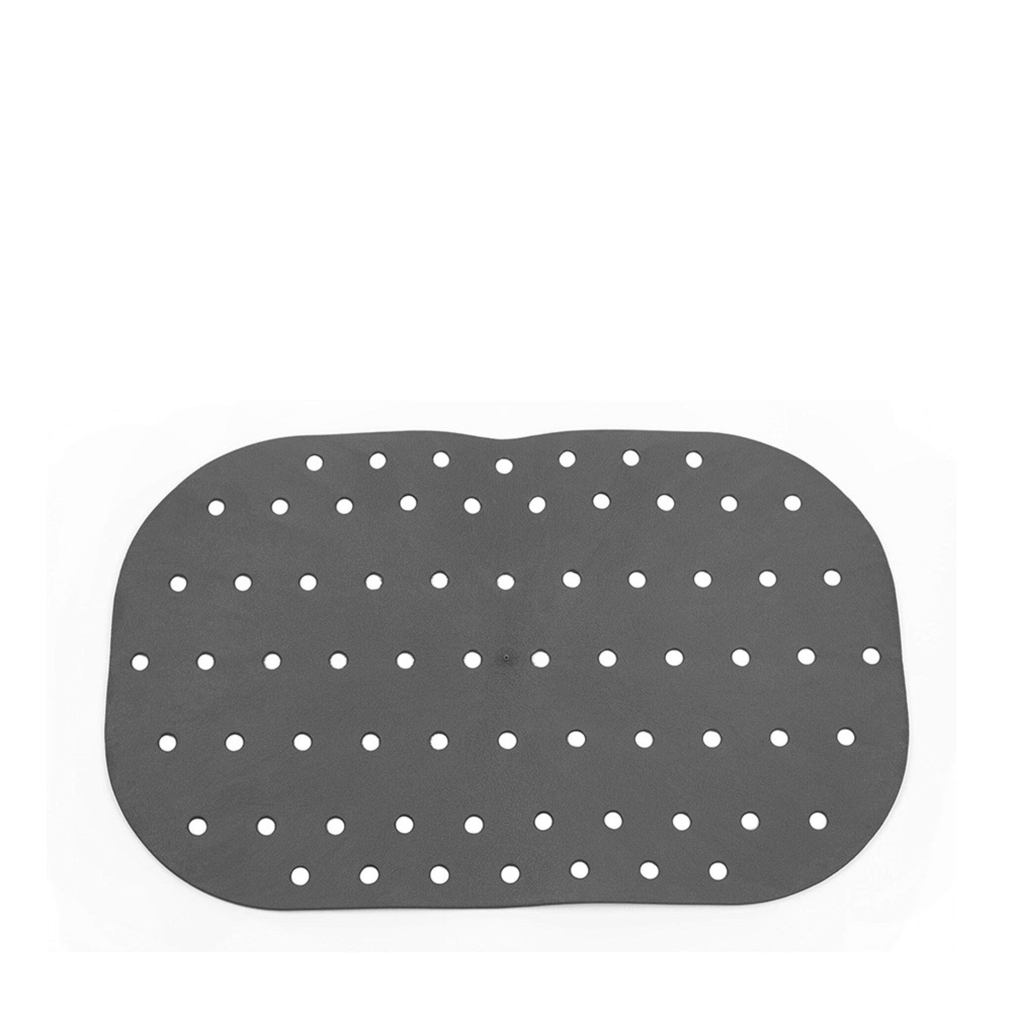 Halkmatta 54×35 cm grå