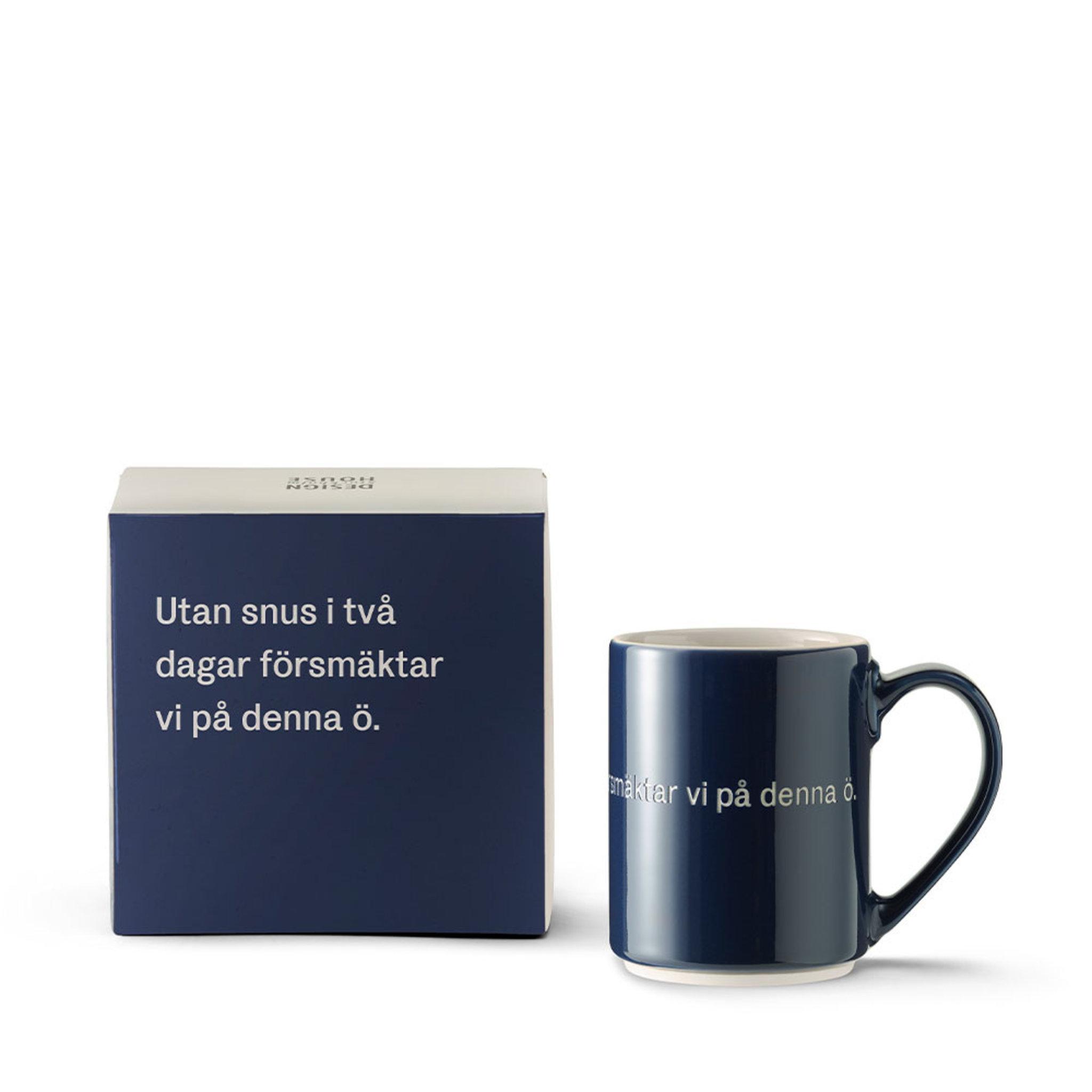 Mugg Utan snus x Astrid Lindgren