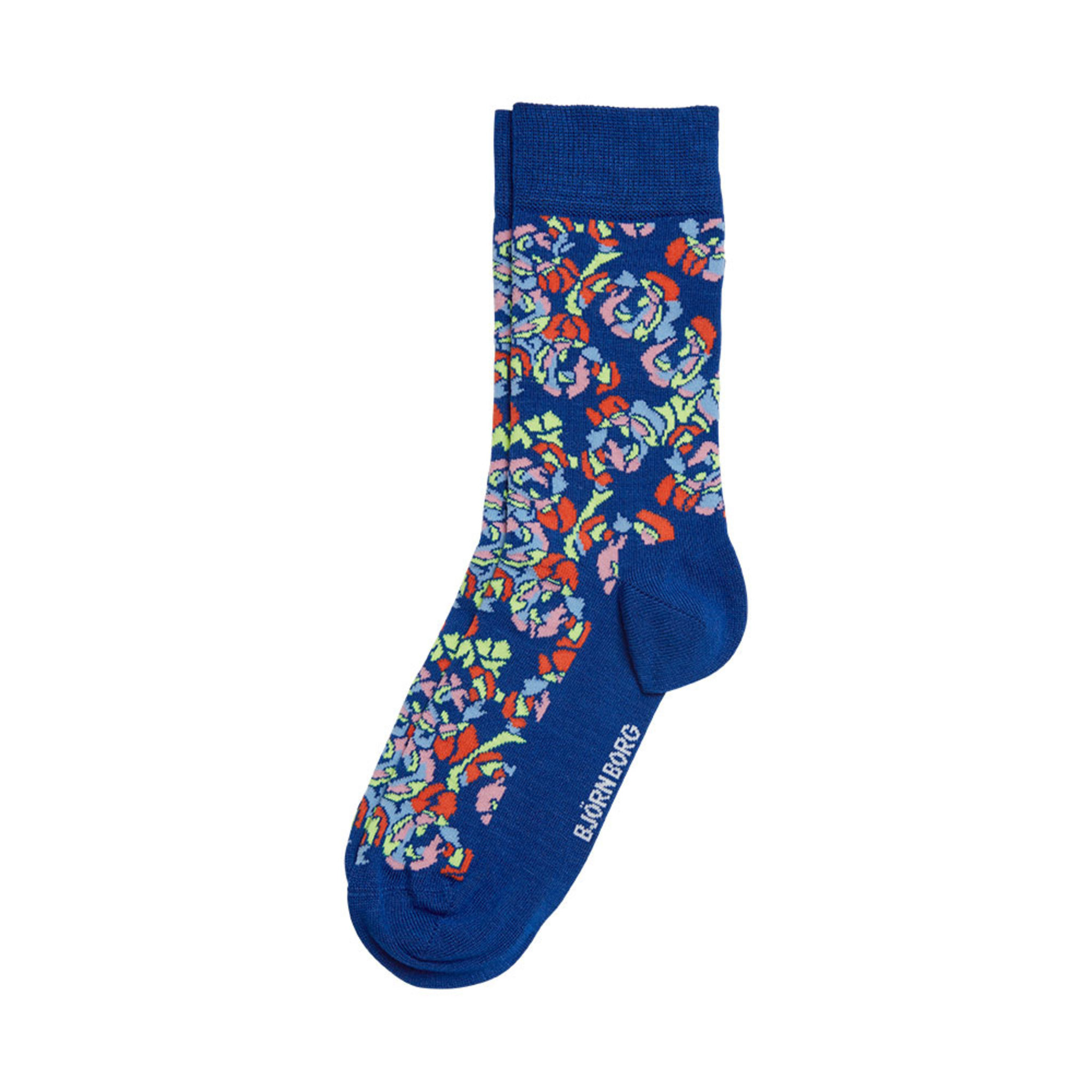 Sock Ankle BB Camo Rose