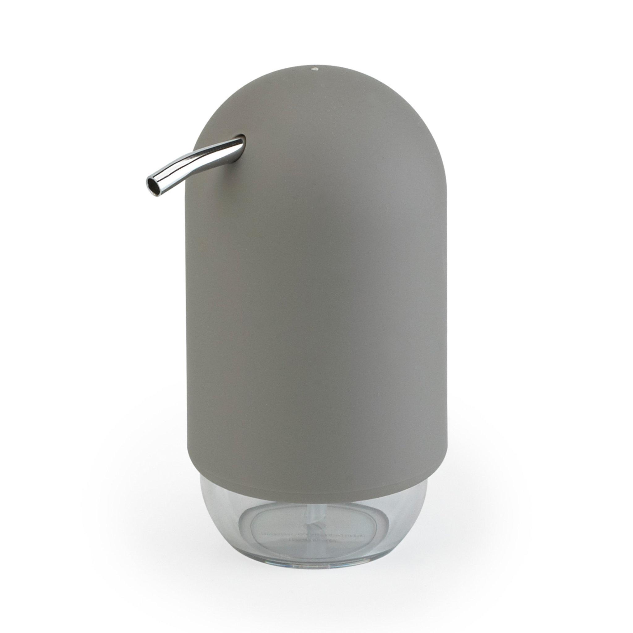 Tvålpump Touch grå