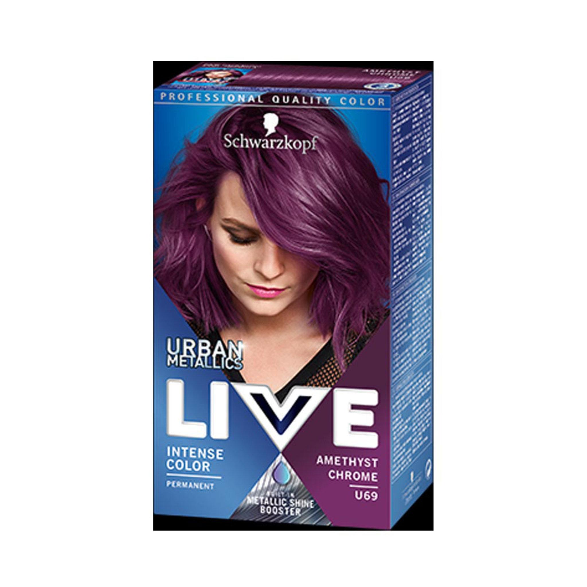 LIVE Intense Color - U69 Amethyst Chrome