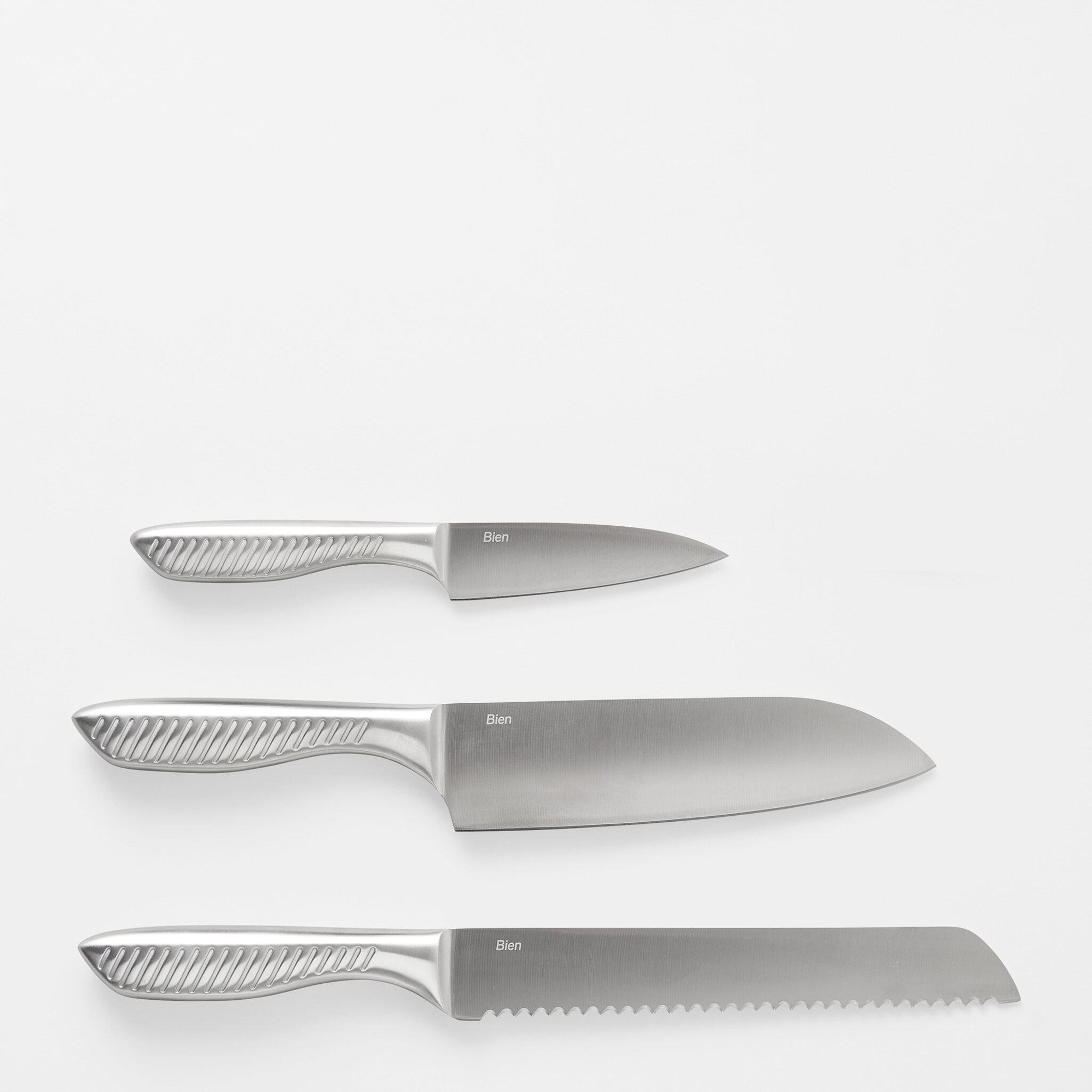 Knivset BIEN 3-pack
