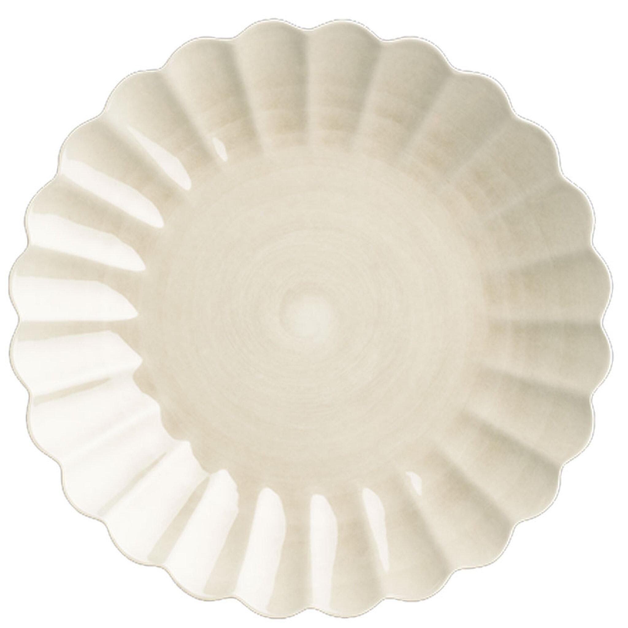 Tallrik Oyster 28 cm