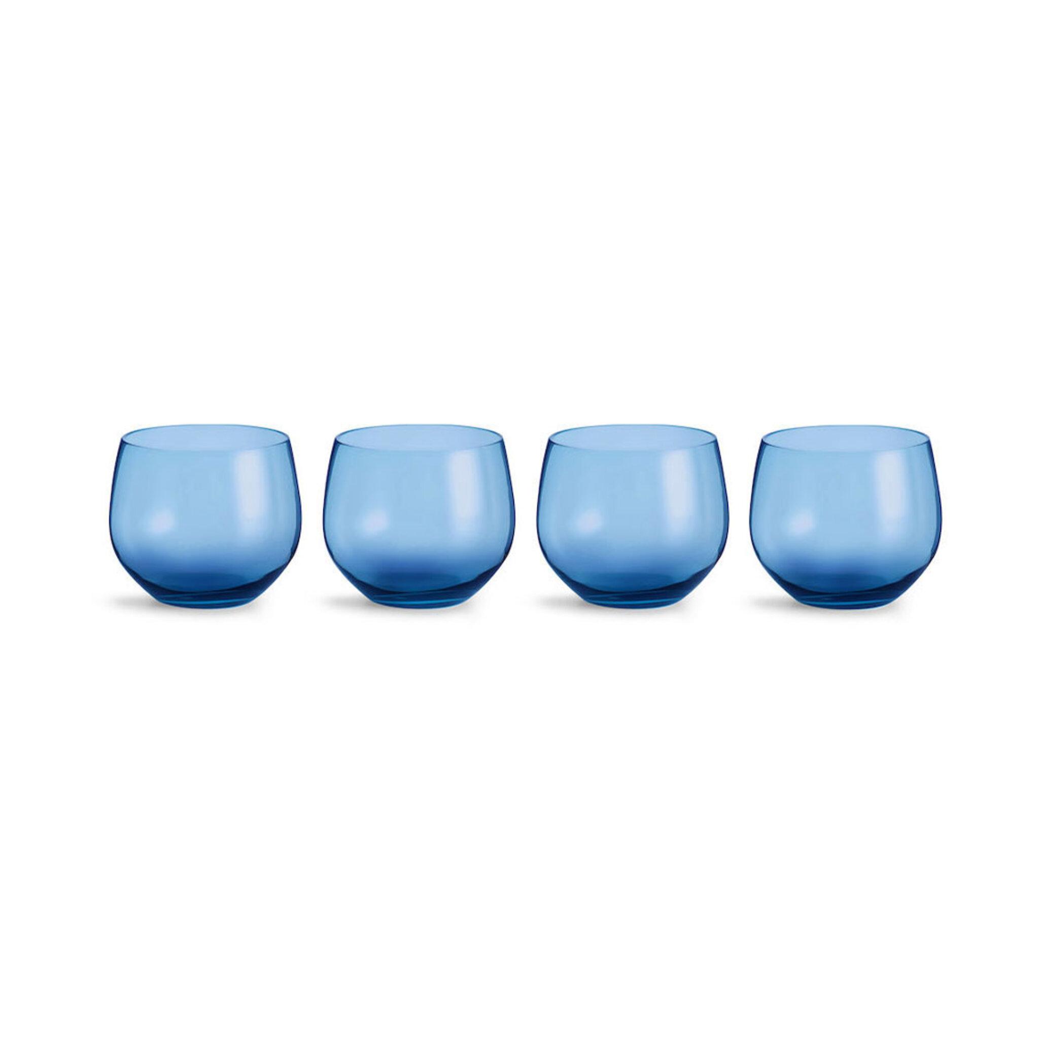 Spectra tumbler 35cl 4-pack blå 35cl H 80 mm Ø 90 mm