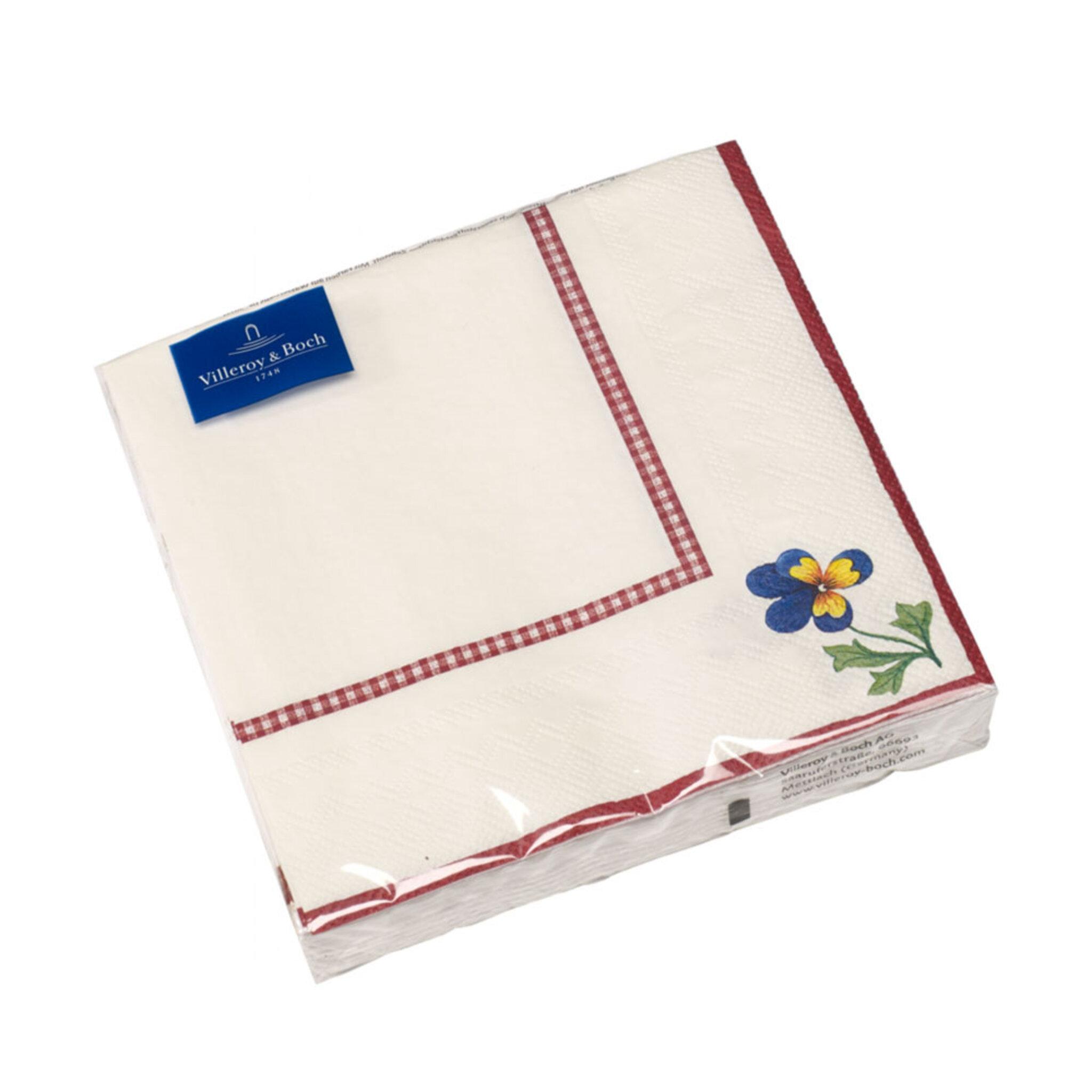 Servett Petite Fleur 33×33 cm 20-pack 33X33