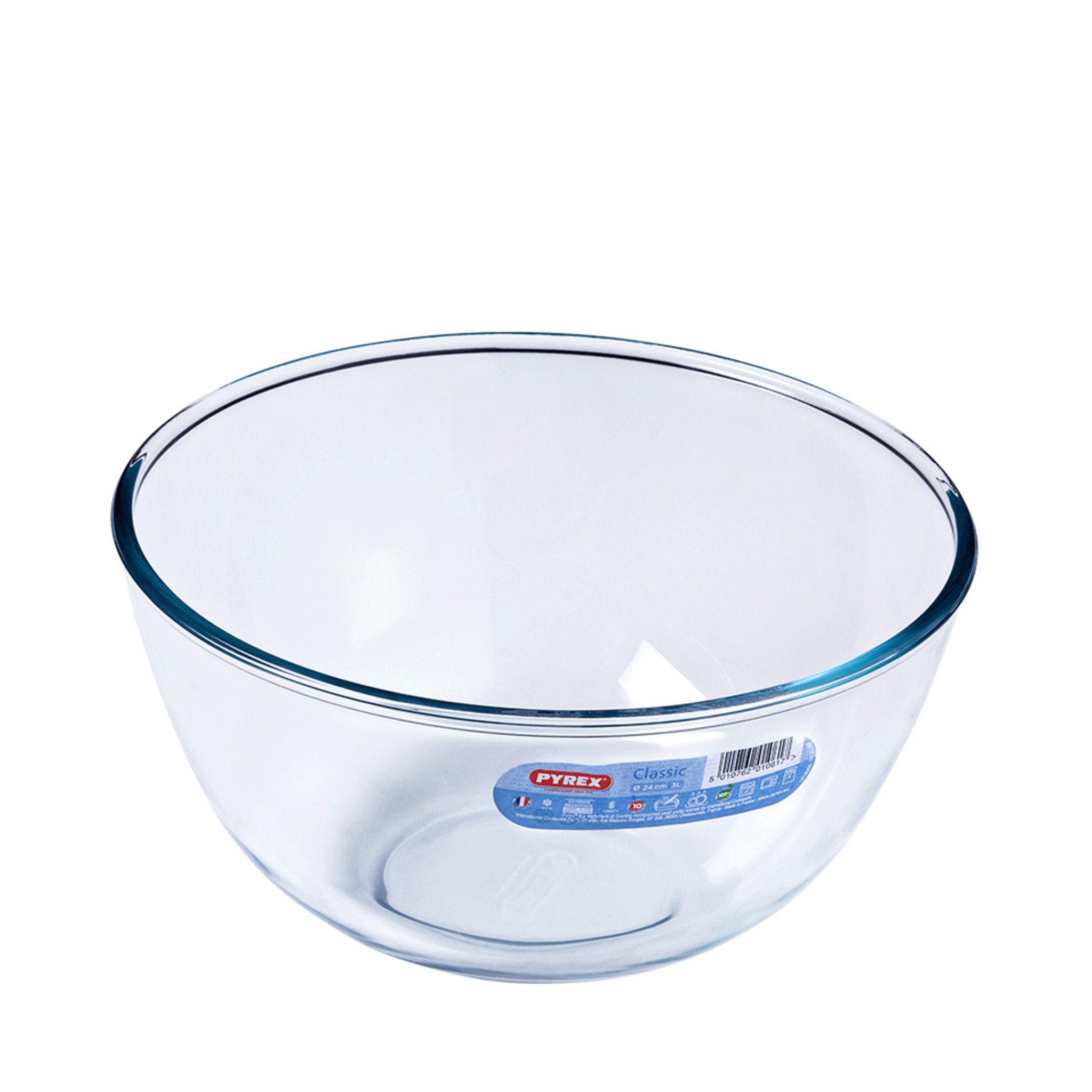 Skål i ugnsfast glas 3 l