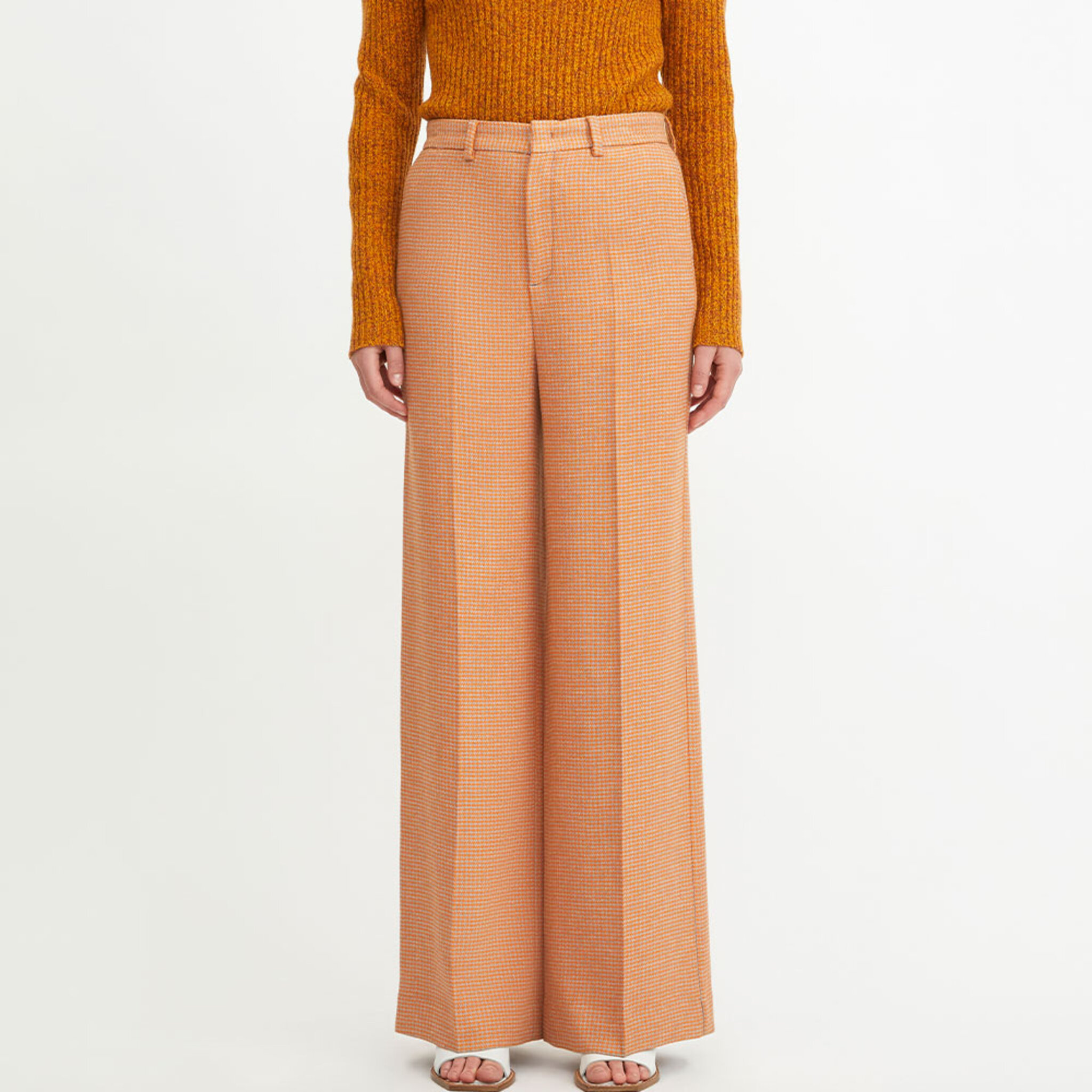 Pants Meche Weave