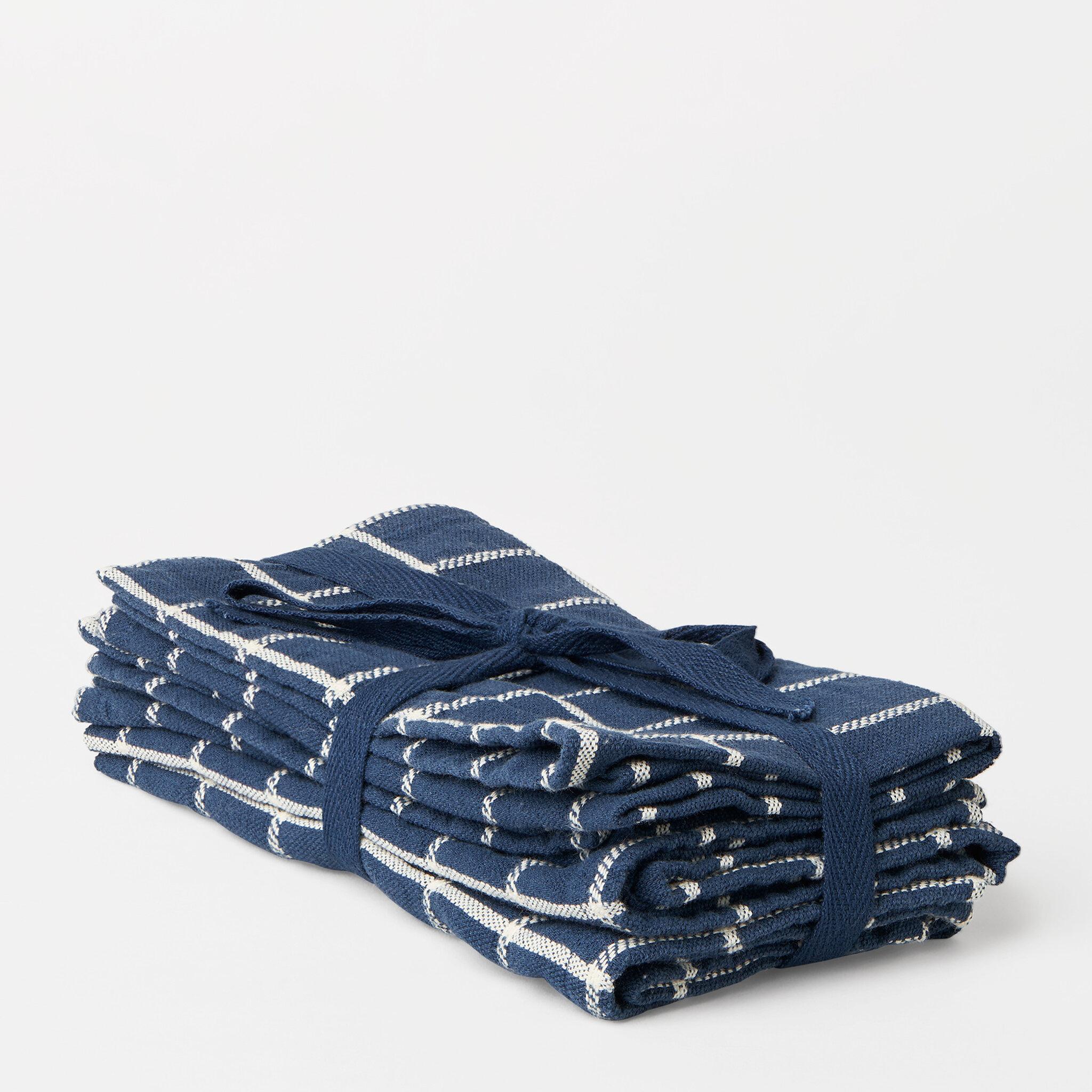 Servett HALMSTAD 4-pack