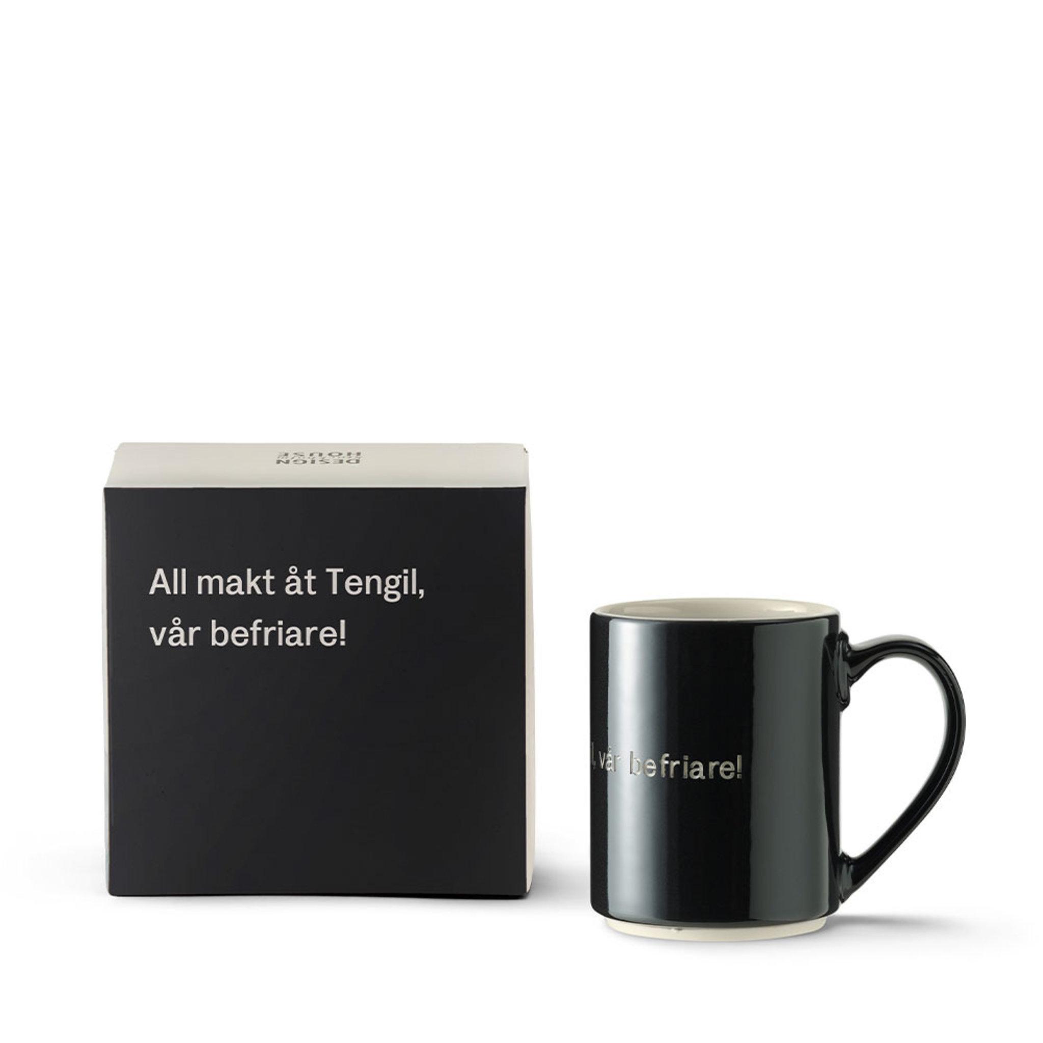 Mugg All makt åt Tengil x Astrid Lindgren