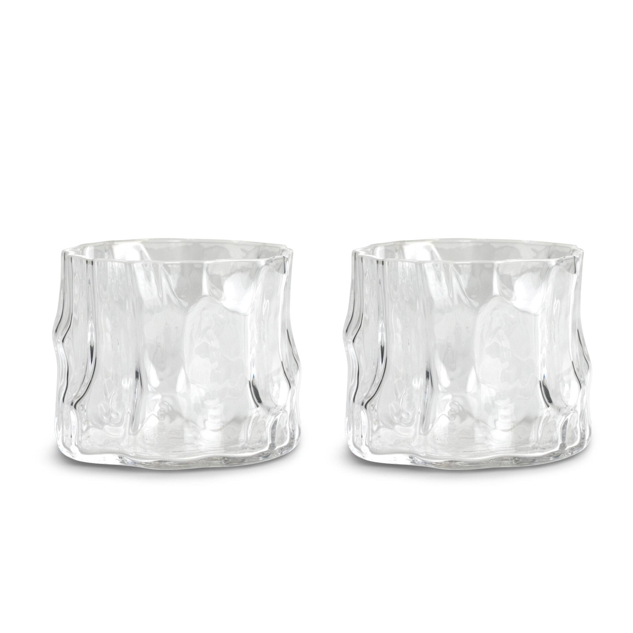 Glas Tälja Järn 2-p