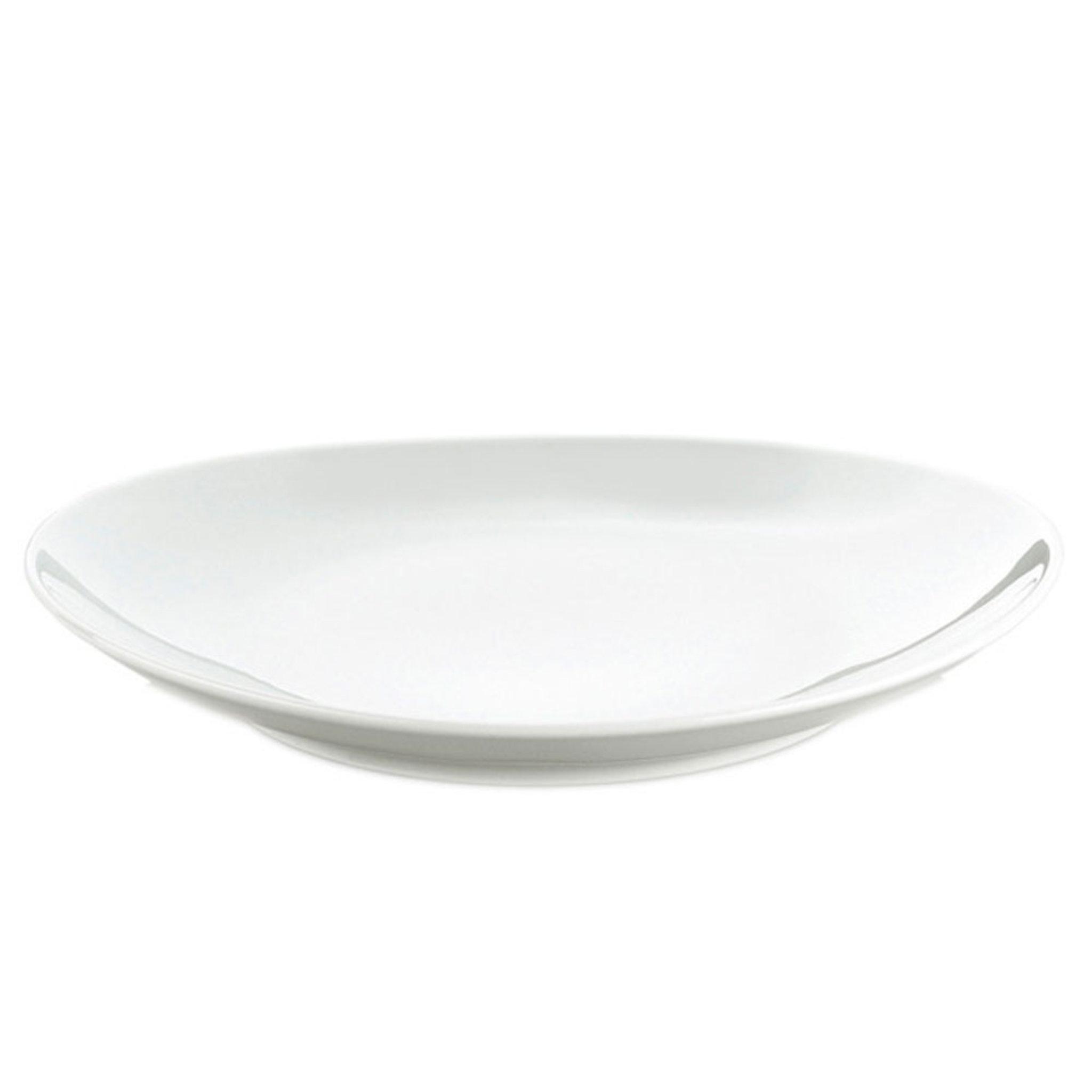 Steaktallrik oval 295 cm