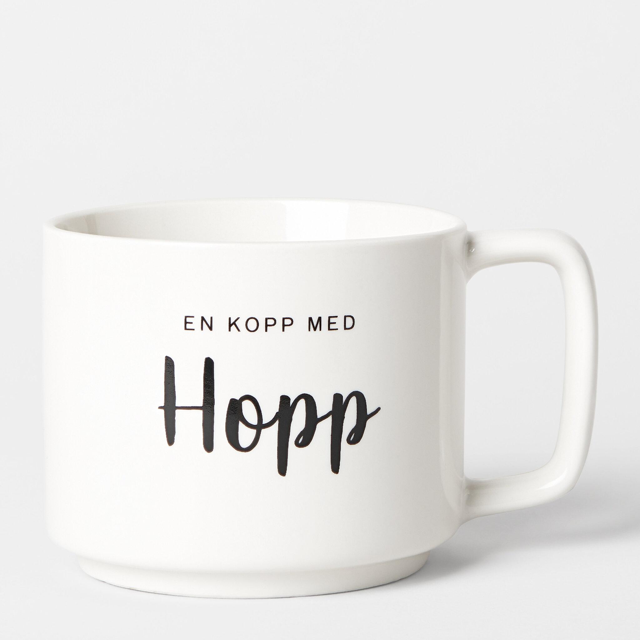 Mugg HOPP
