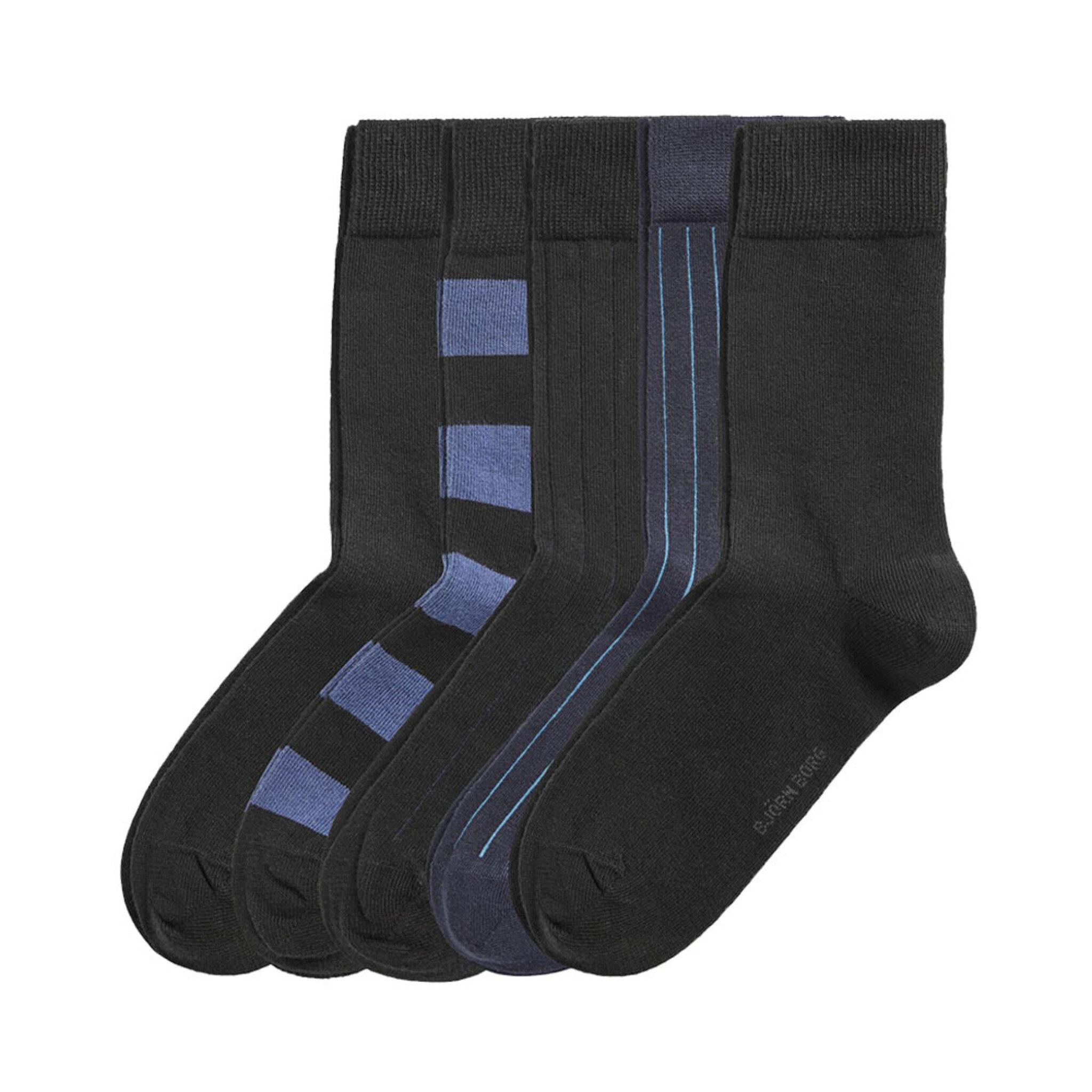 Socks Ankle BB Block Stripe