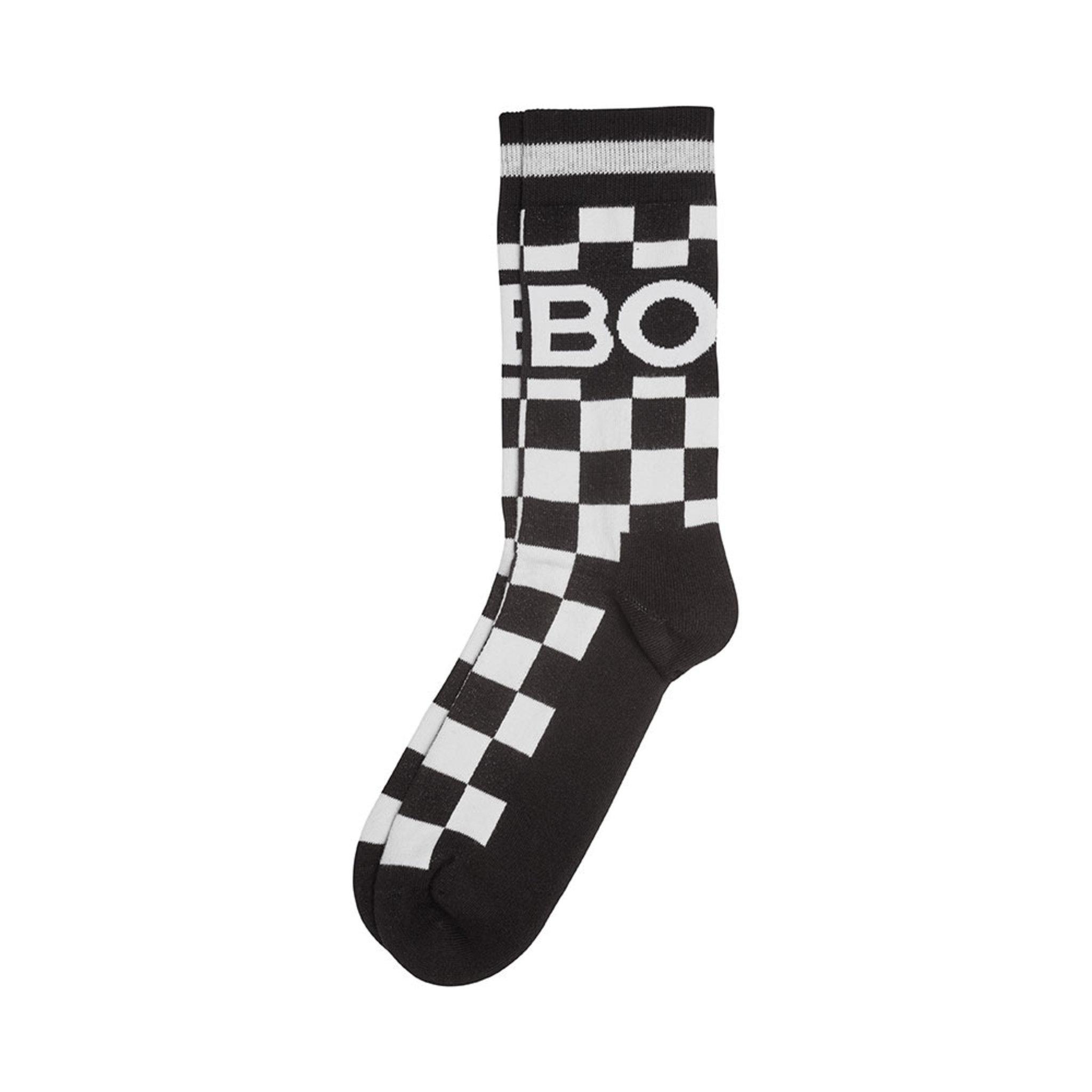 Square Borg Sock