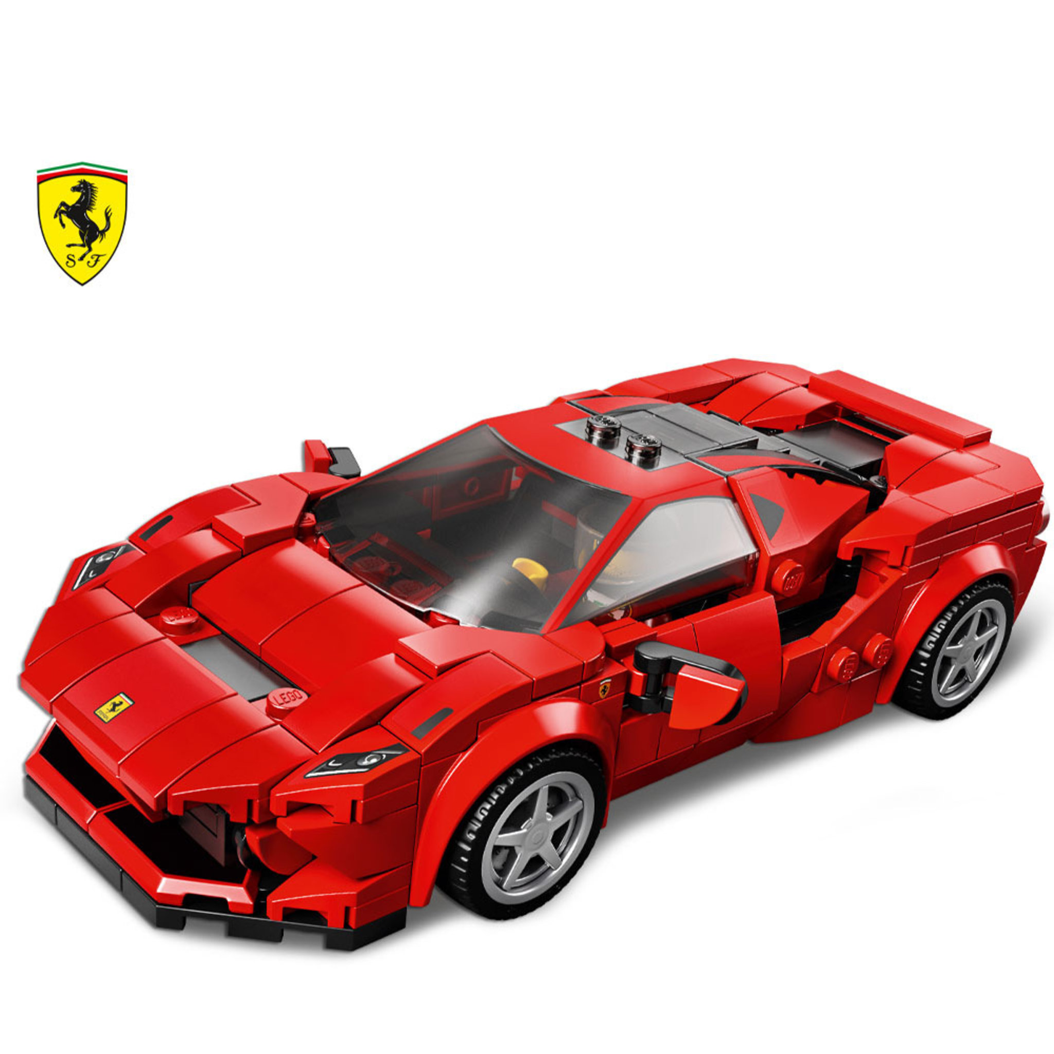 76895 Speed Champions: Ferrari F8 Tributo