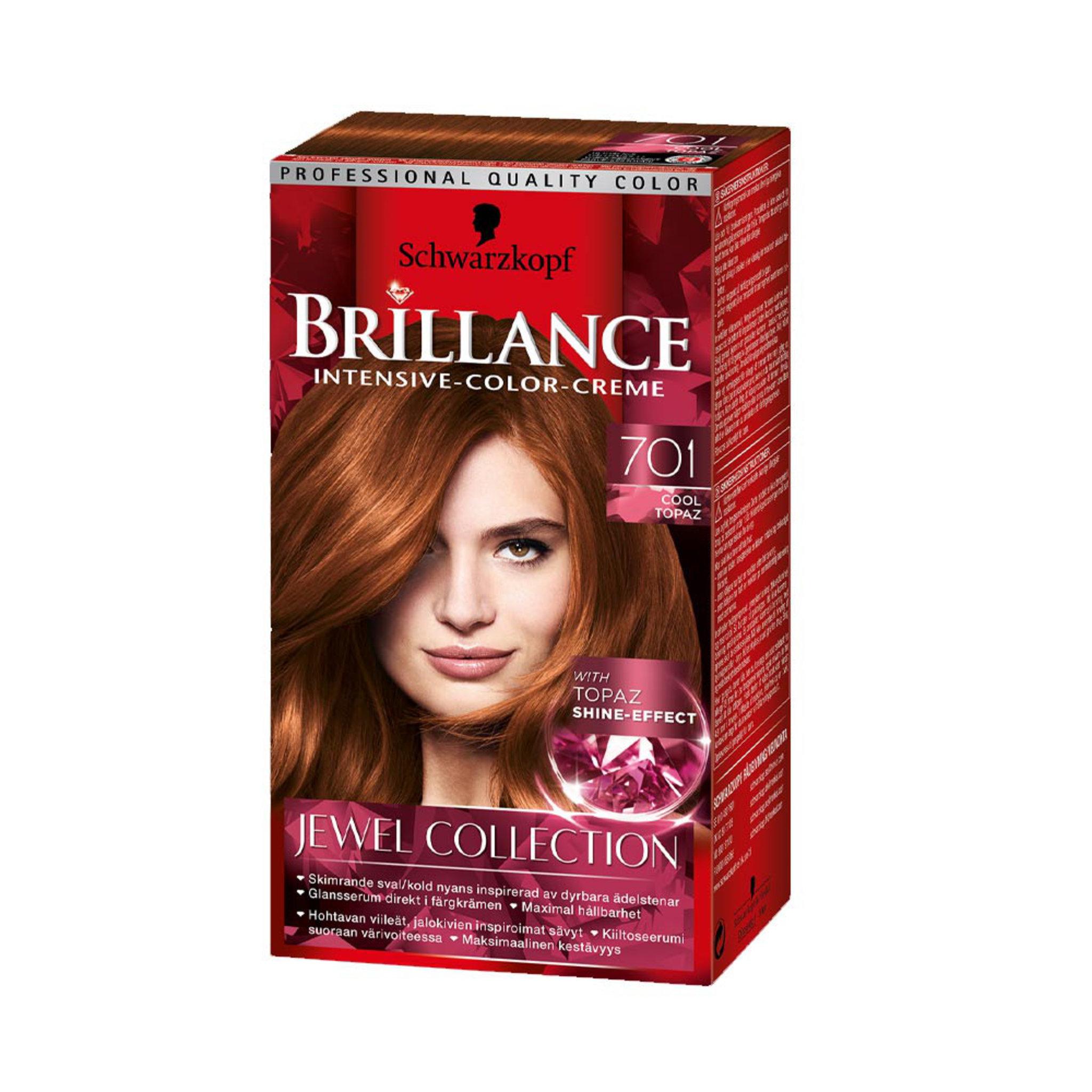 Brillance Jewel Collection - 701 Cool Topaz