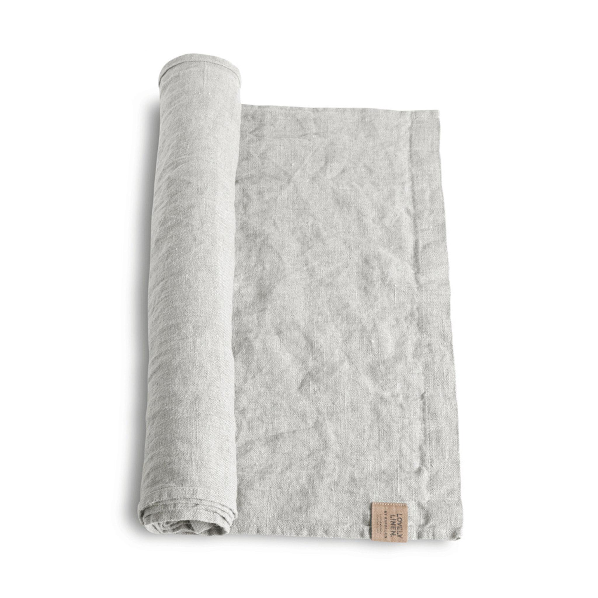 Löpare 45 x 150 cm Light grey